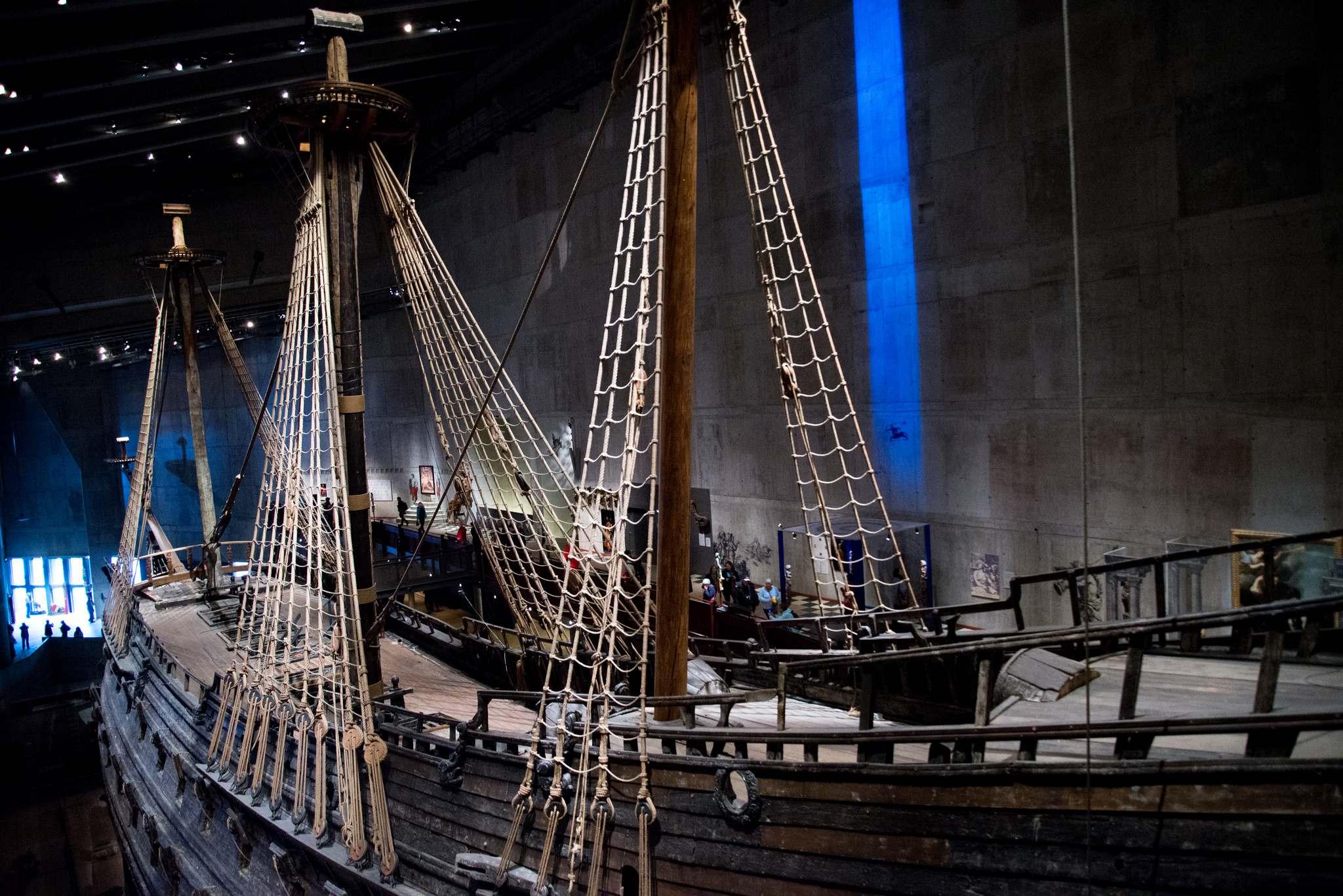 wasa1 Wasa   Swedish War Ship in Stockholm