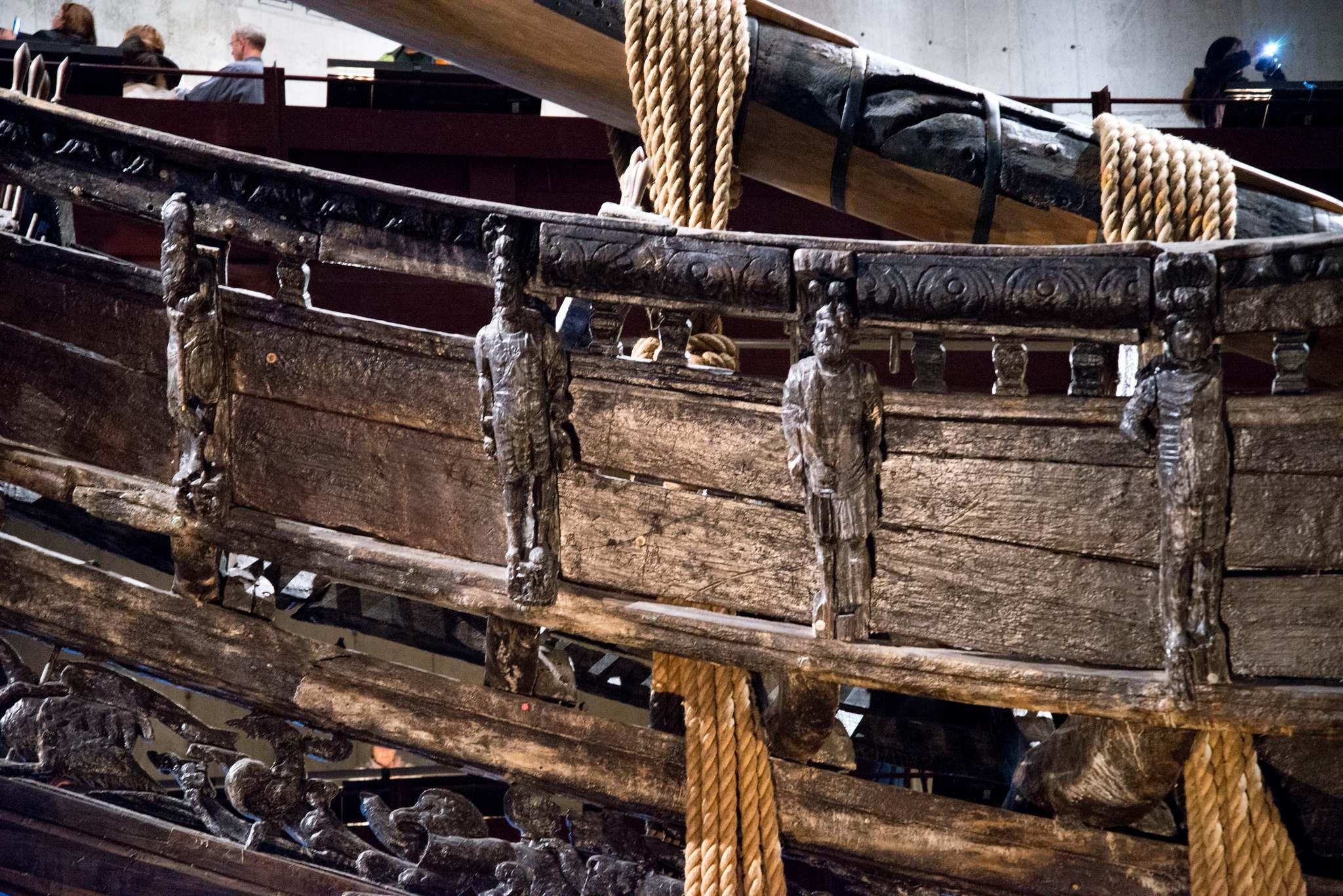 wasa11 Wasa   Swedish War Ship in Stockholm