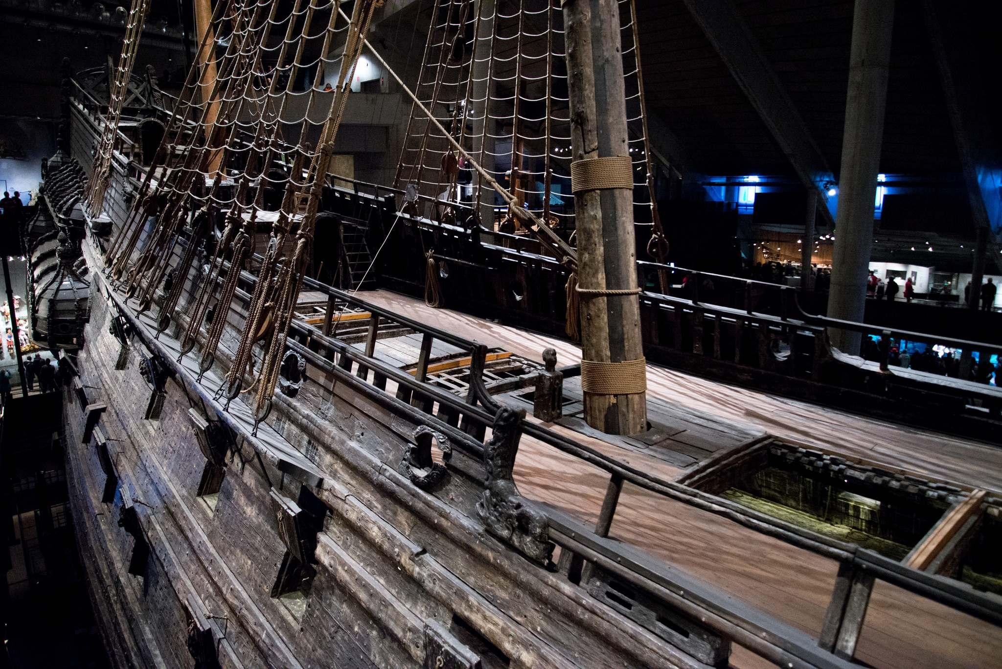 wasa4 Wasa   Swedish War Ship in Stockholm