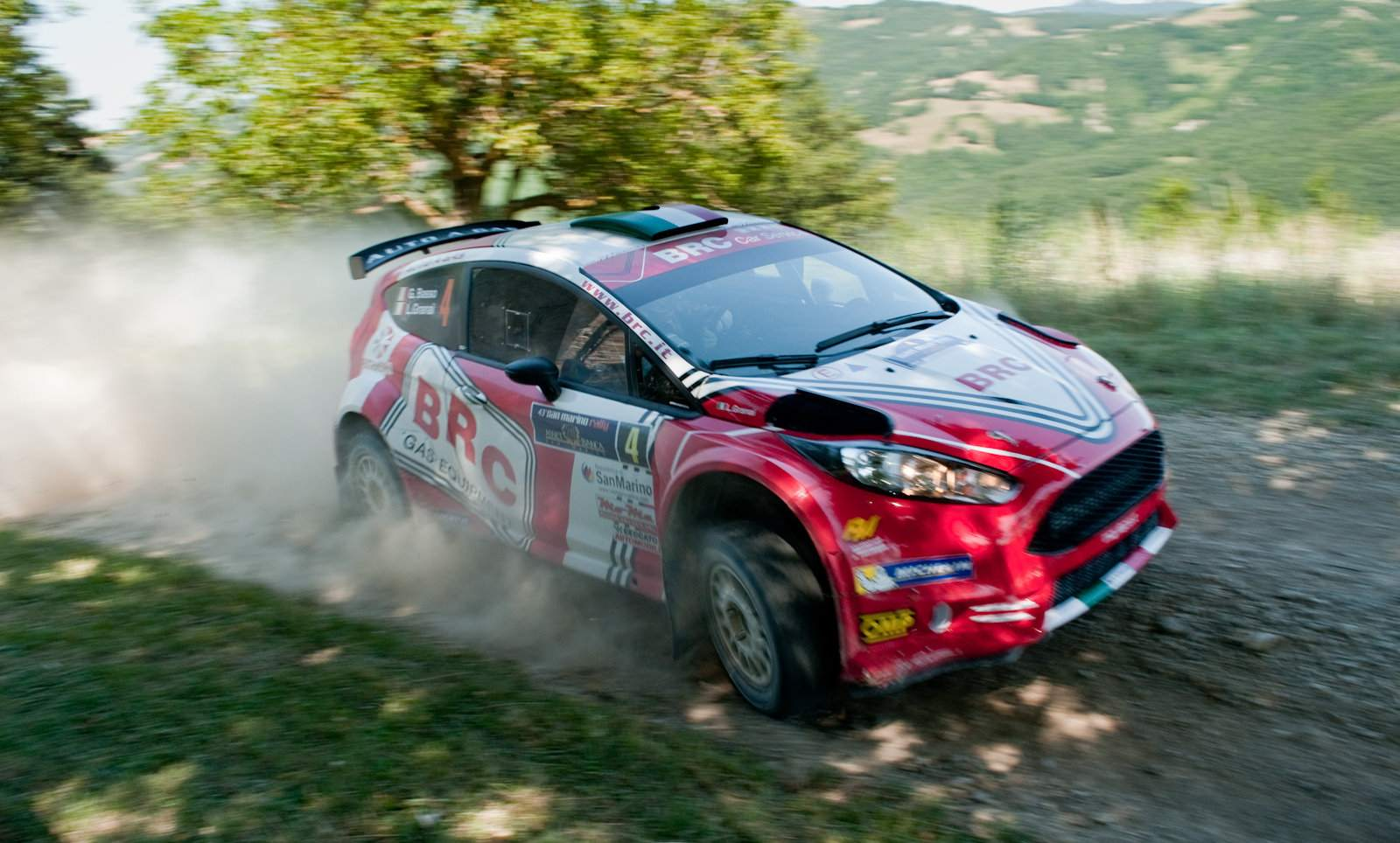 rally san marino5 43th Rally San Marino 2015 Photos