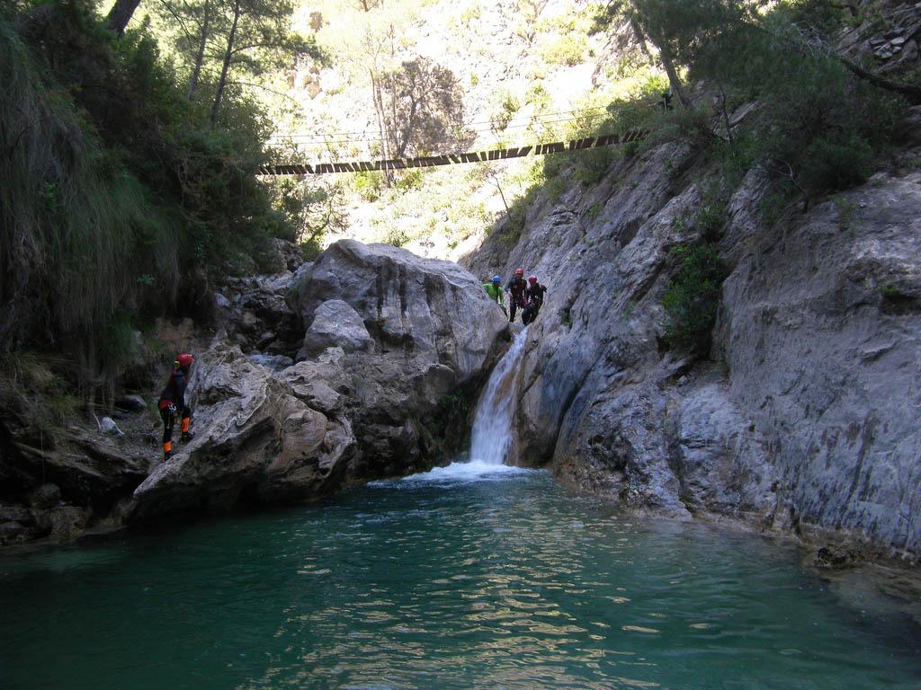 rio verde7 Adrenaline Canyoning Rio Verde