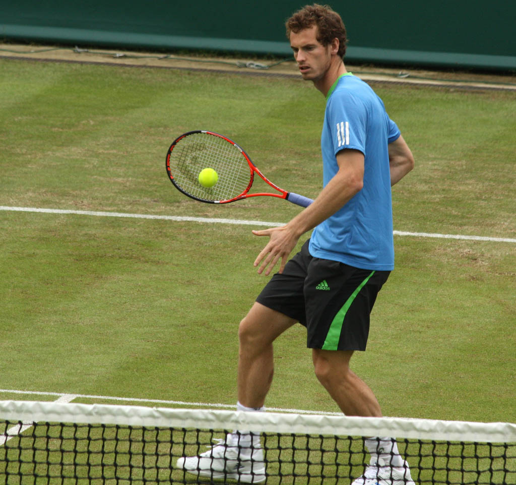 andy murray10 Andy Murray   Popular Tennis Player