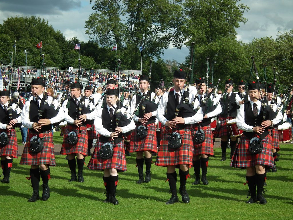 bagpipe Bagpipe World Championships 2015