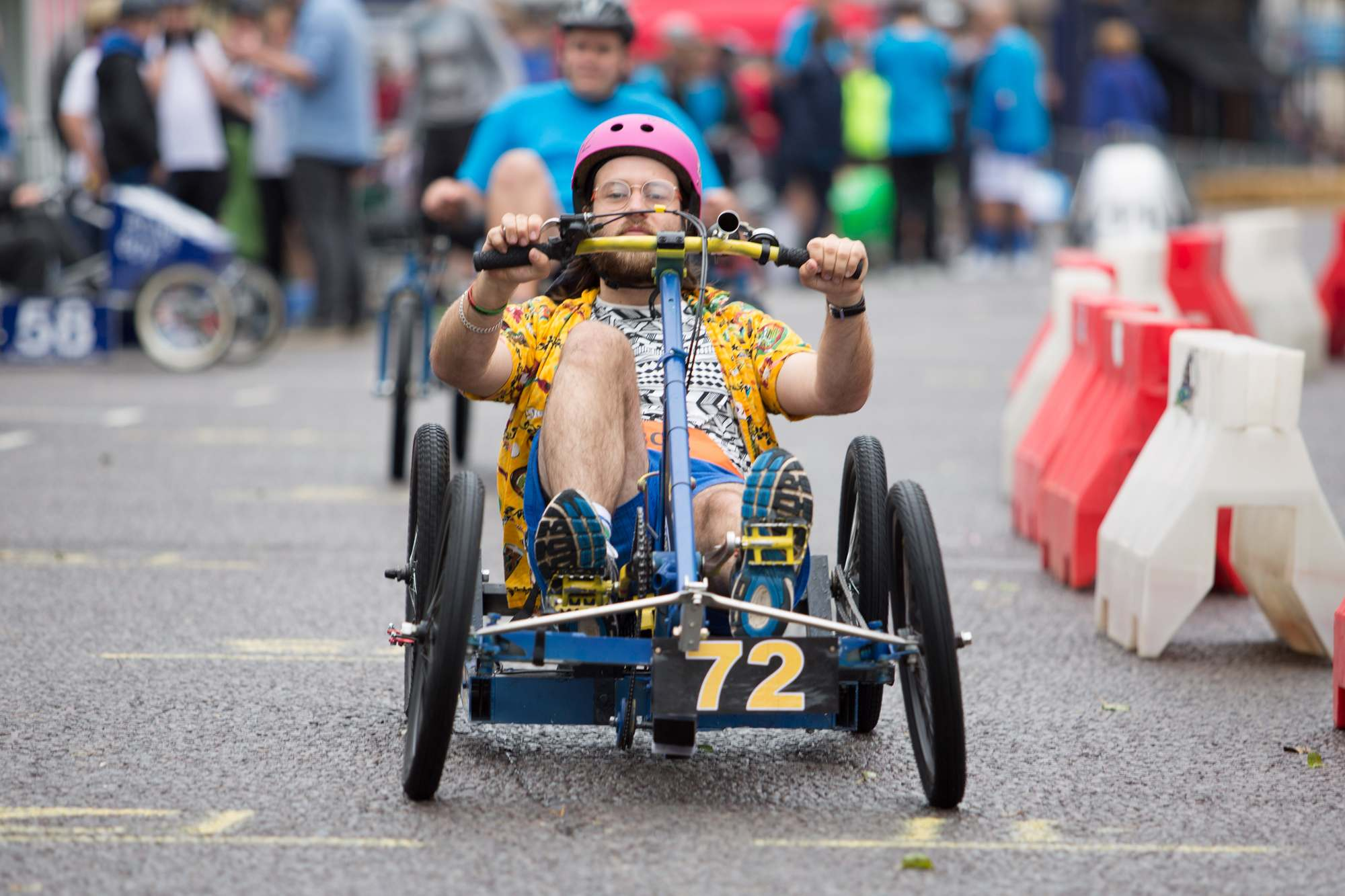 pedal car grand prix1 British Ringwood Pedal Car Grand Prix 2016