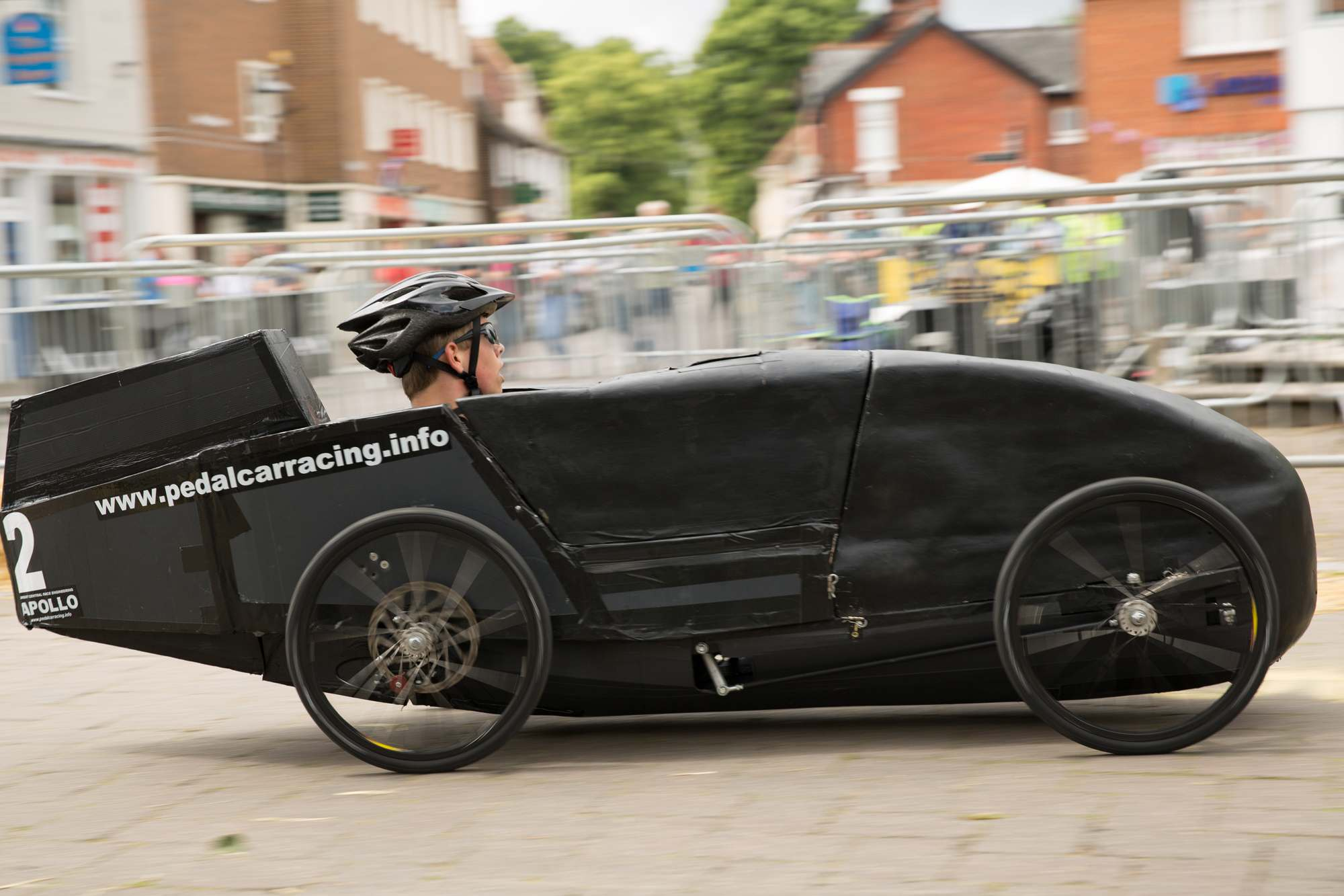 pedal car grand prix12 British Ringwood Pedal Car Grand Prix 2016