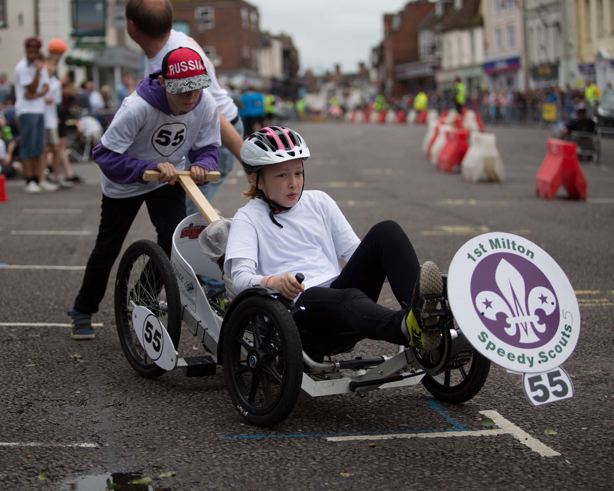 pedal car grand prix7 British Ringwood Pedal Car Grand Prix 2016