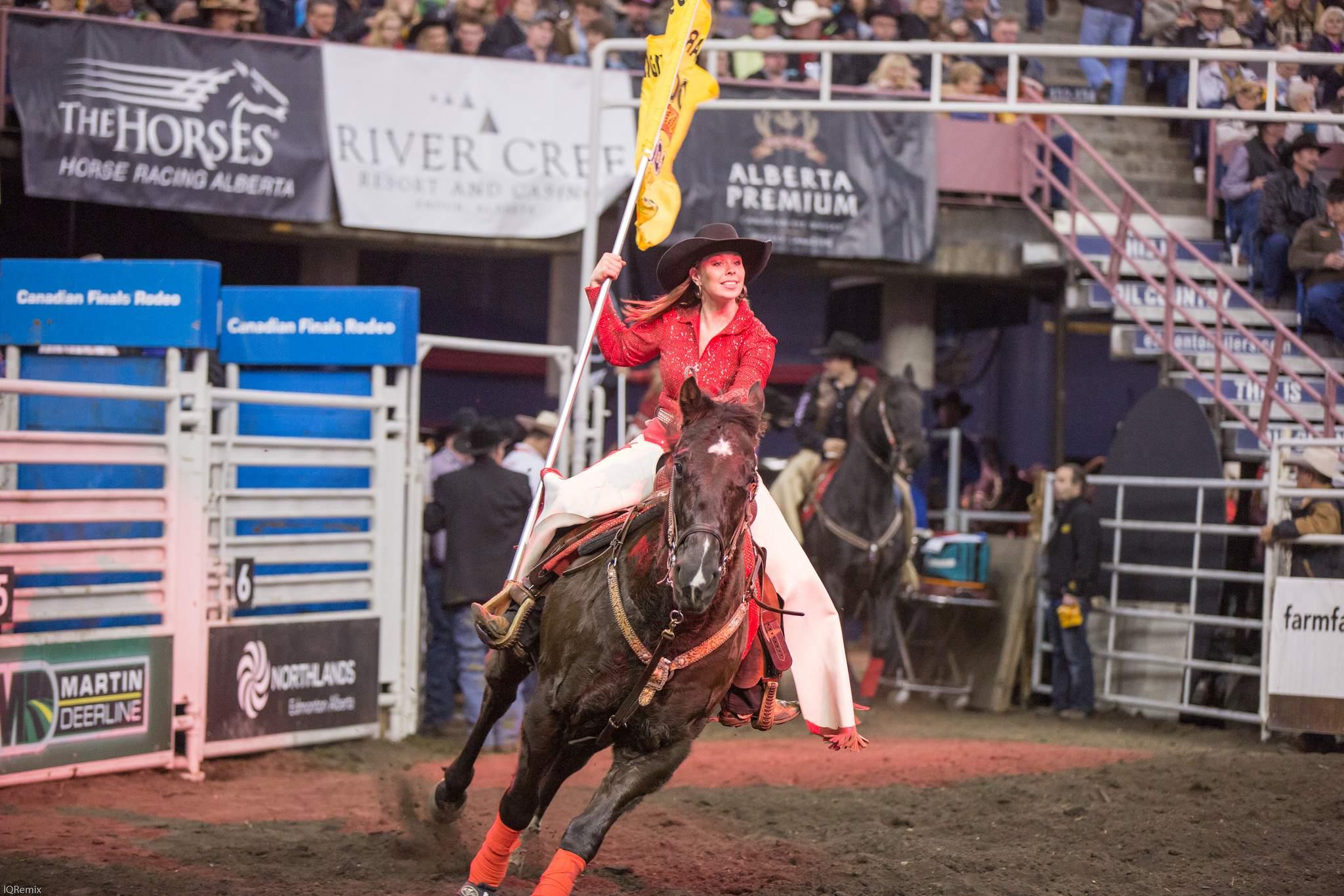 finals rodeo Canadian Finals Rodeo in Edmonton