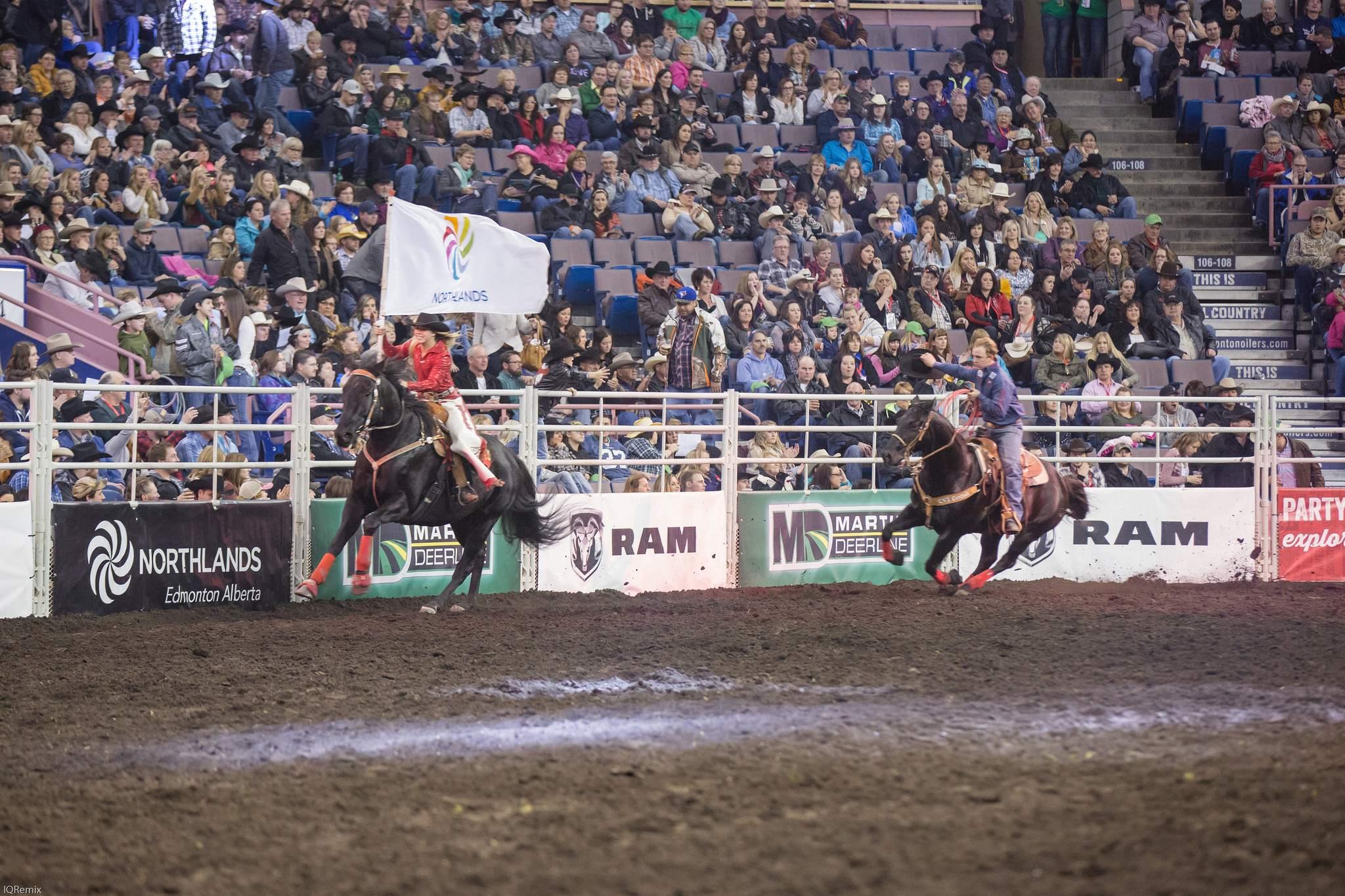 finals rodeo10 Canadian Finals Rodeo in Edmonton