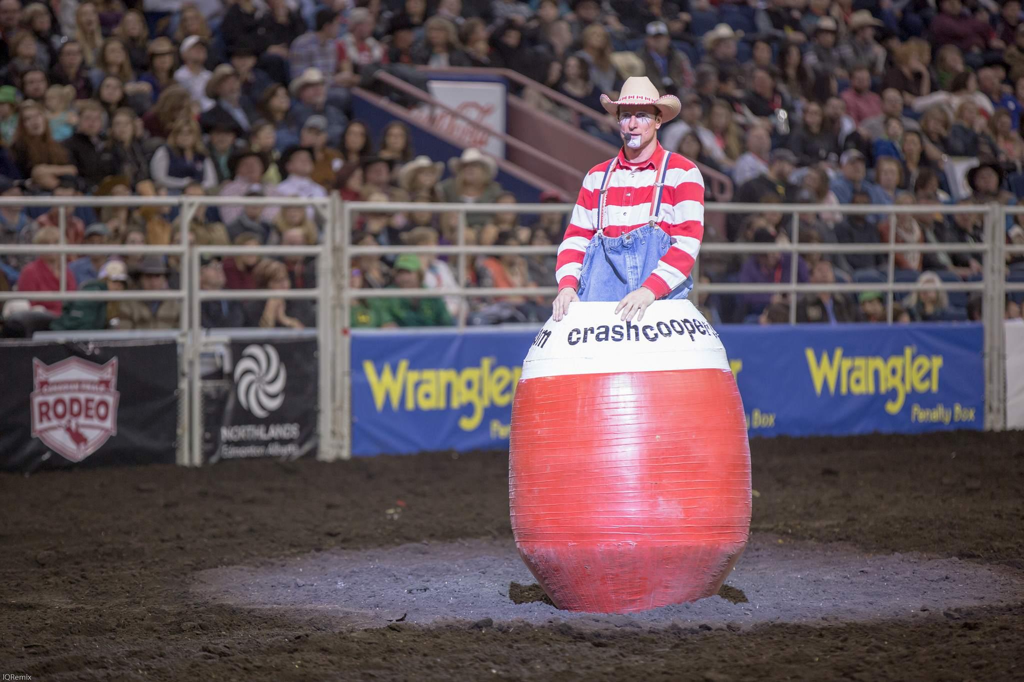 finals rodeo12 Canadian Finals Rodeo in Edmonton