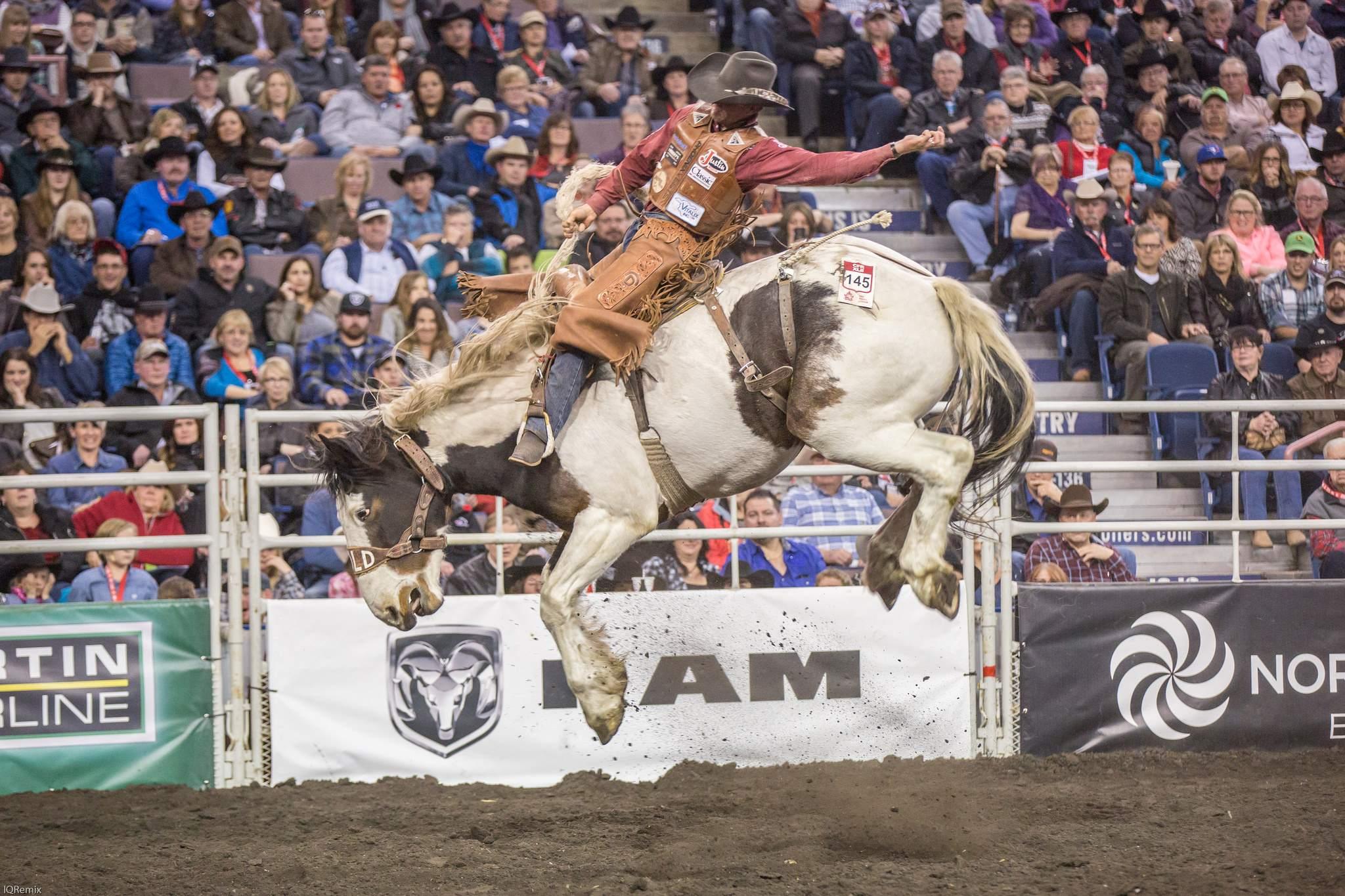 finals rodeo2 Canadian Finals Rodeo in Edmonton