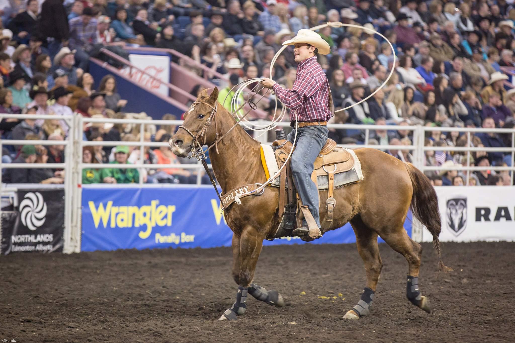 finals rodeo4 Canadian Finals Rodeo in Edmonton