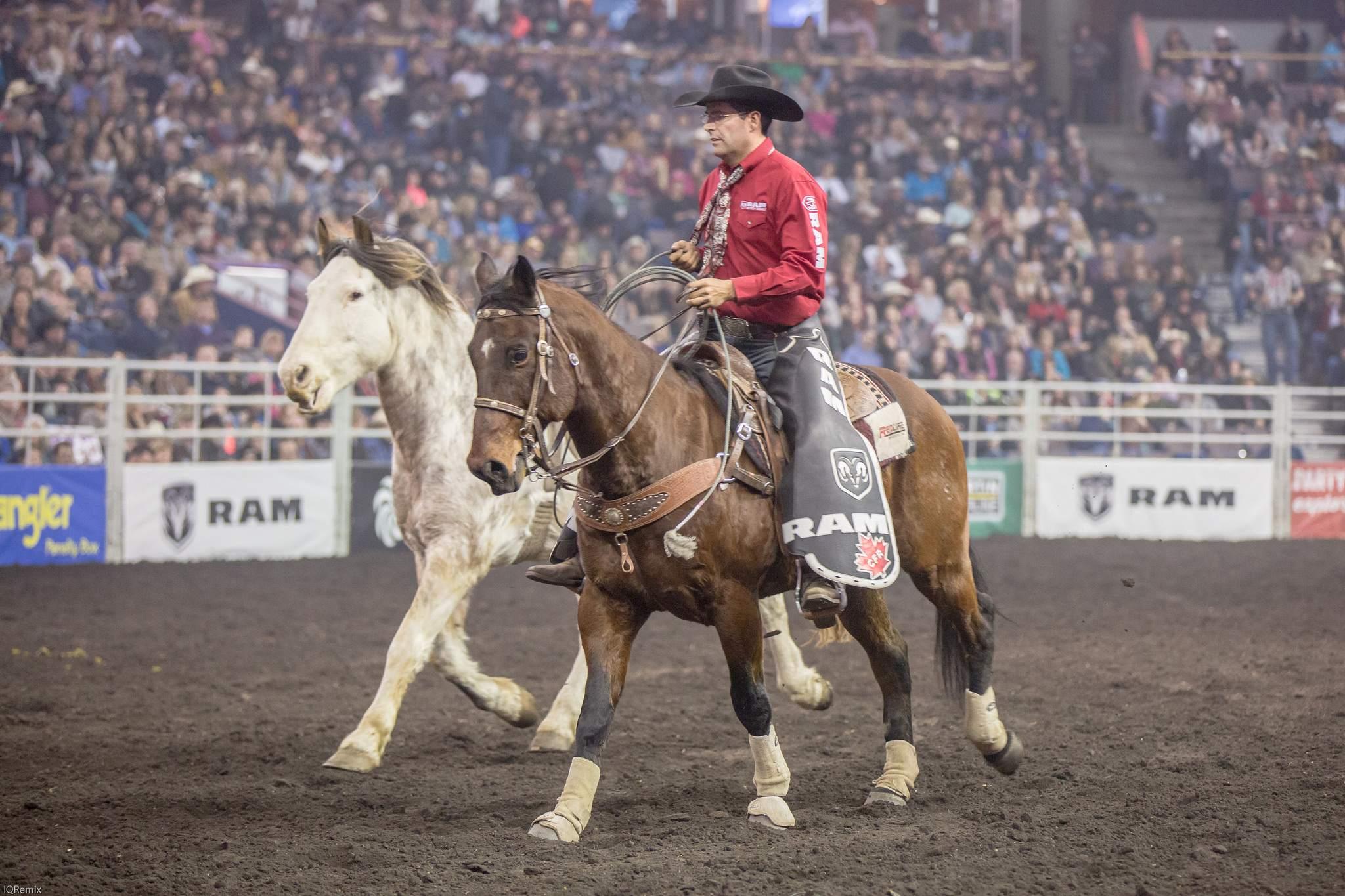 finals rodeo9 Canadian Finals Rodeo in Edmonton