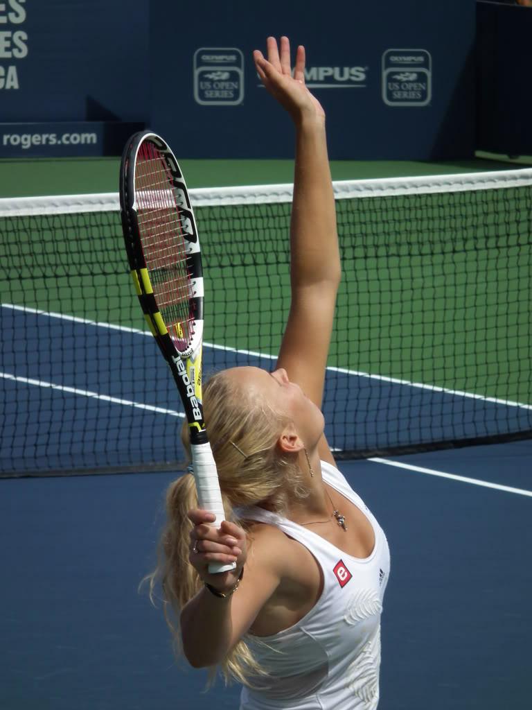 caroline wozniacki photos11 Caroline Wozniacki: No. 1 WTA Tennis Player