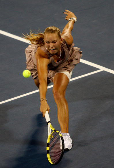 caroline wozniacki photos3 Caroline Wozniacki: No. 1 WTA Tennis Player