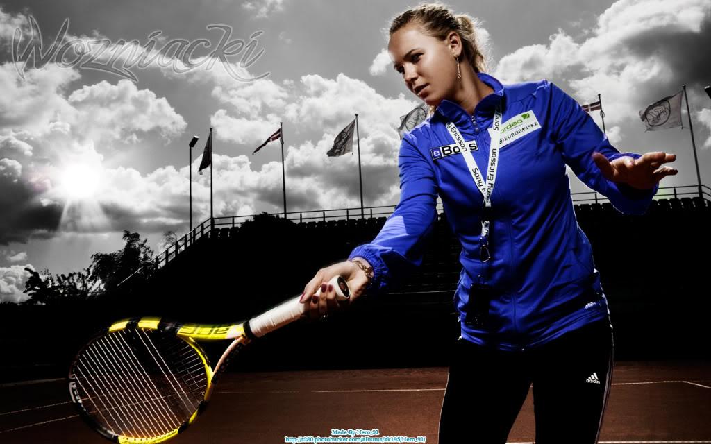 caroline wozniacki photos5 Caroline Wozniacki: No. 1 WTA Tennis Player