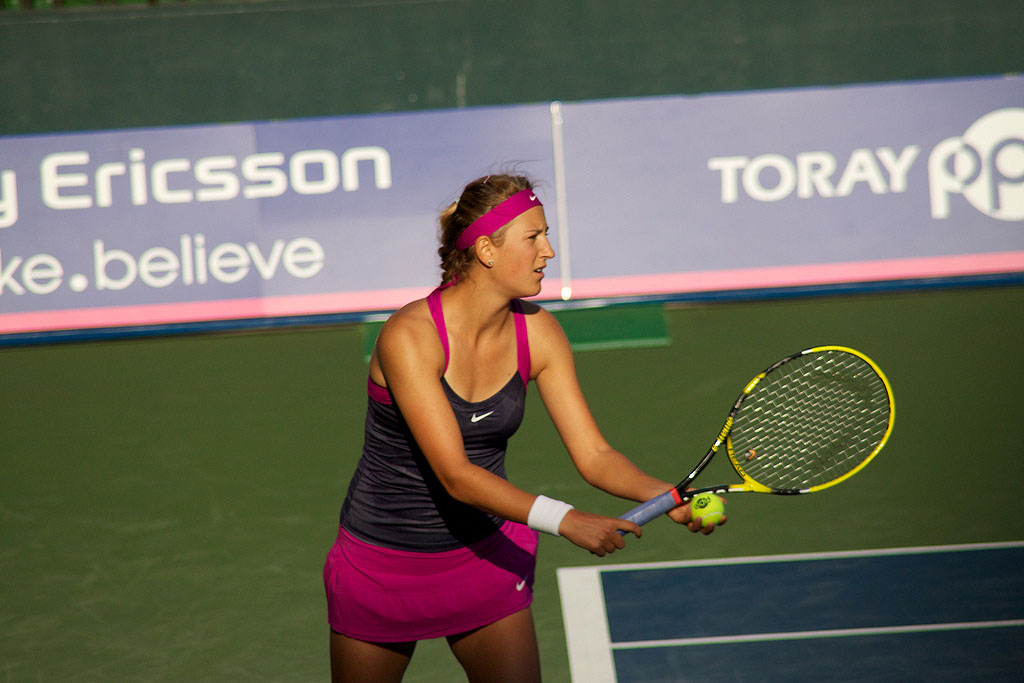 azarenka1 Facts About Belarusian Beauty Victoria Azarenka