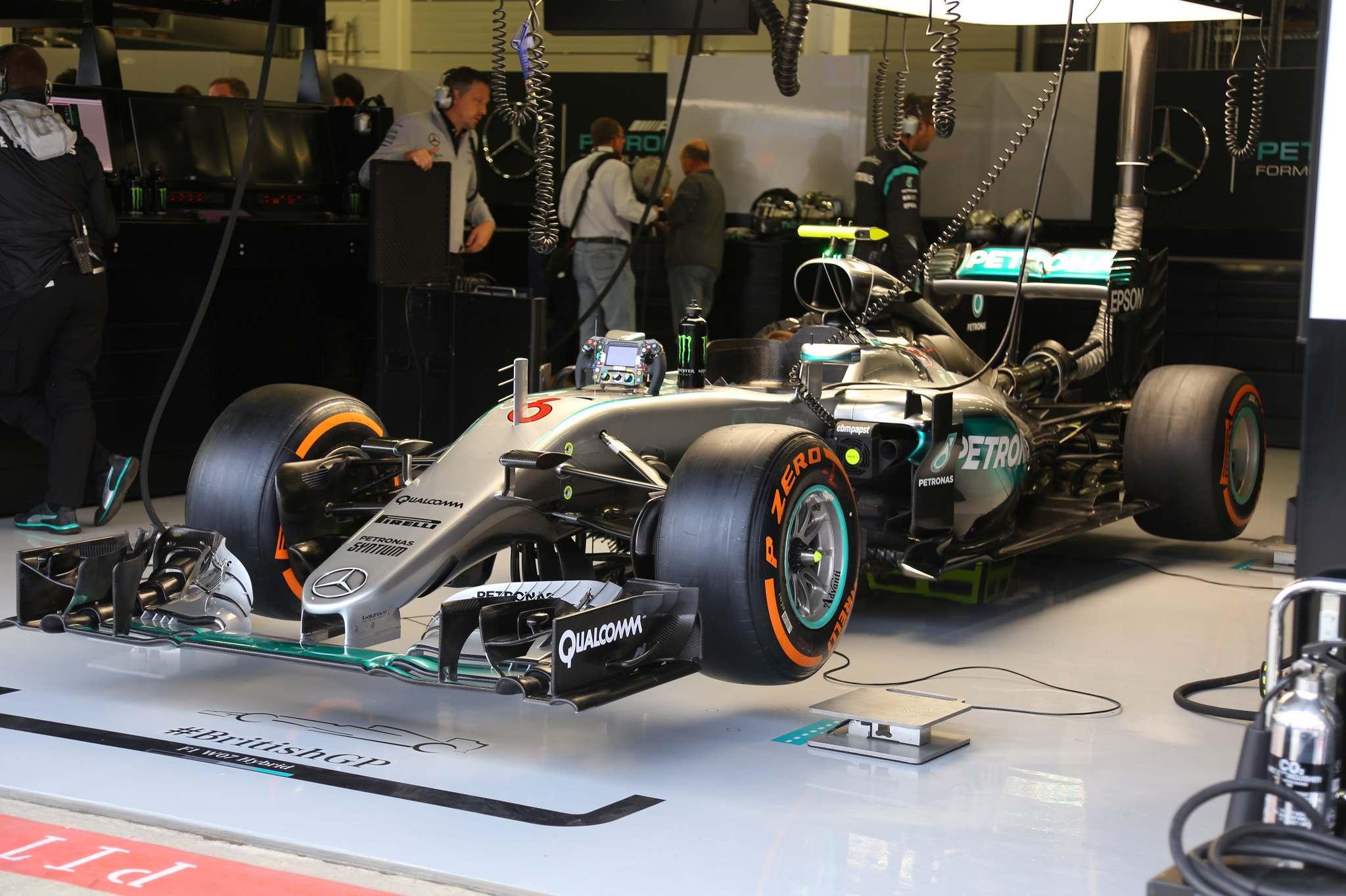 britishgp4 Formula 1   British GP 2016 in Silverstone