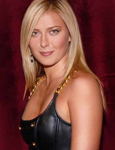 maria sharapova Hottest Tennis Player Maria Sharapova