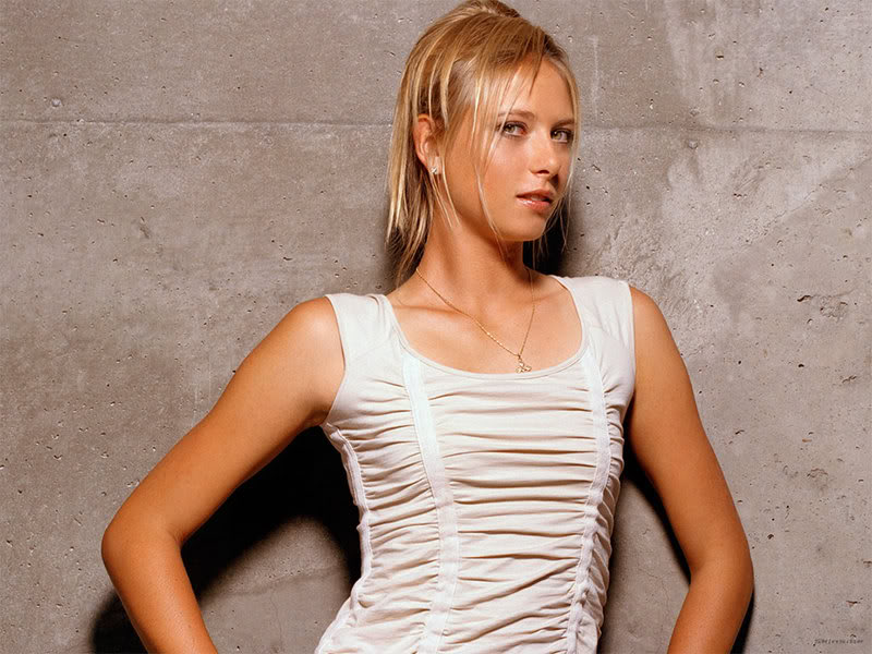 maria sharapova10 Hottest Tennis Player Maria Sharapova