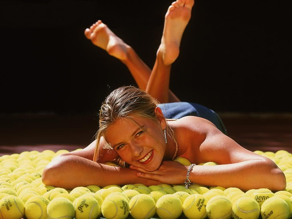 maria sharapova8 Hottest Tennis Player Maria Sharapova
