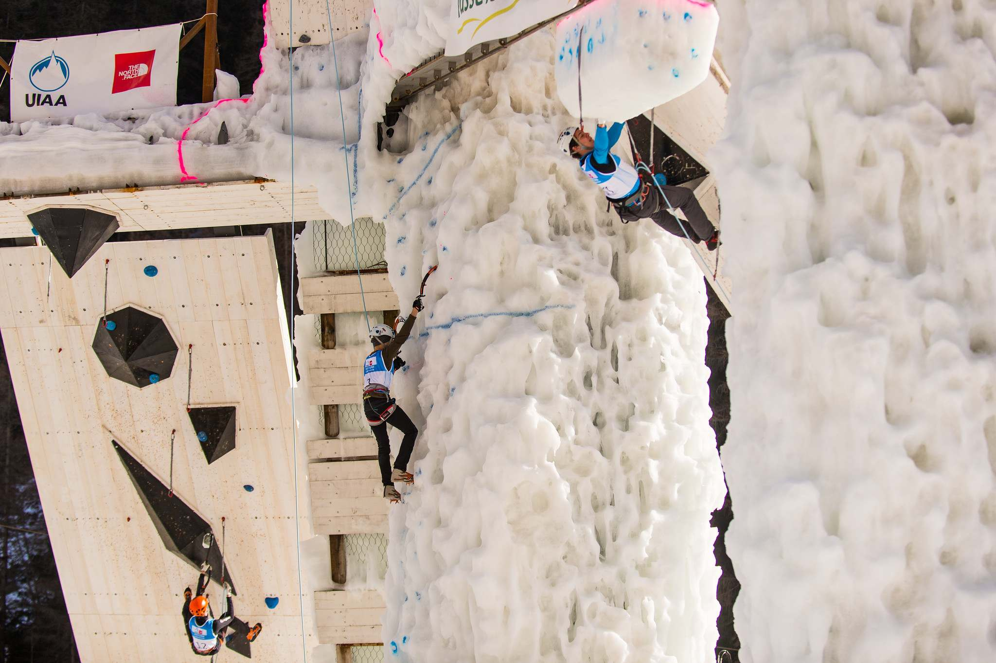 ice climbing6 Ice Climbing World Youth Championships 2016 in Rabenstein