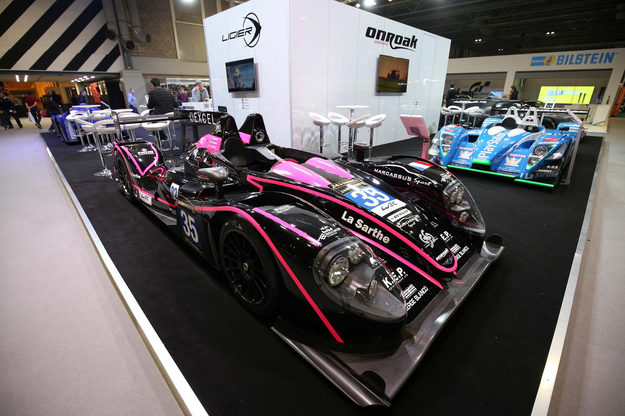 ligier 201811 Ligier at Autosport International Show 2018