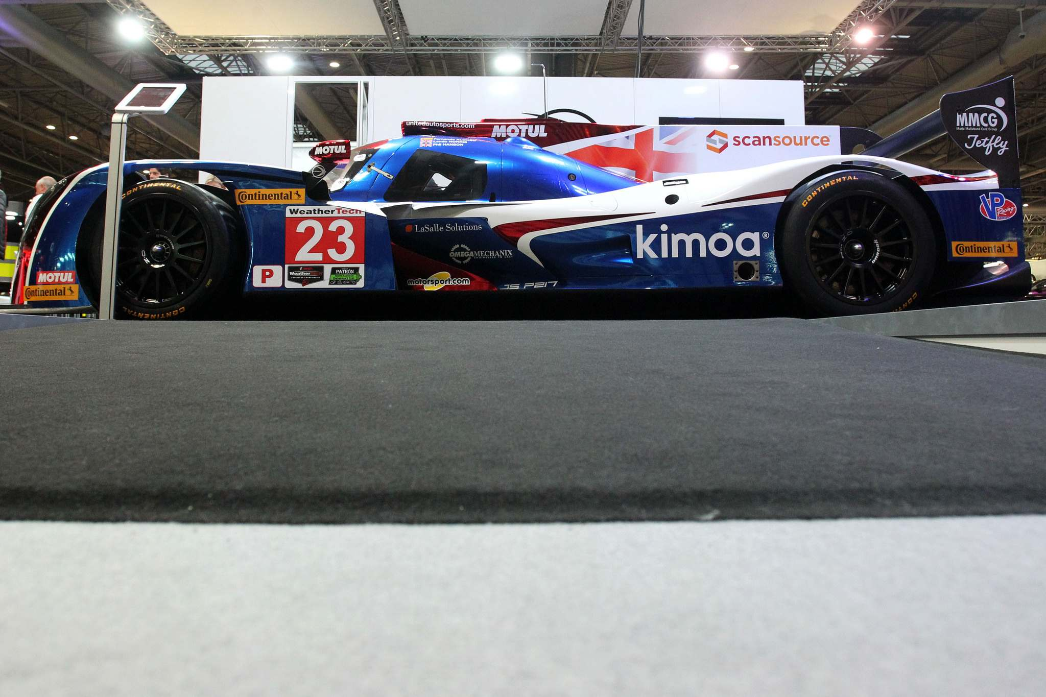 ligier 20184 Ligier at Autosport International Show 2018