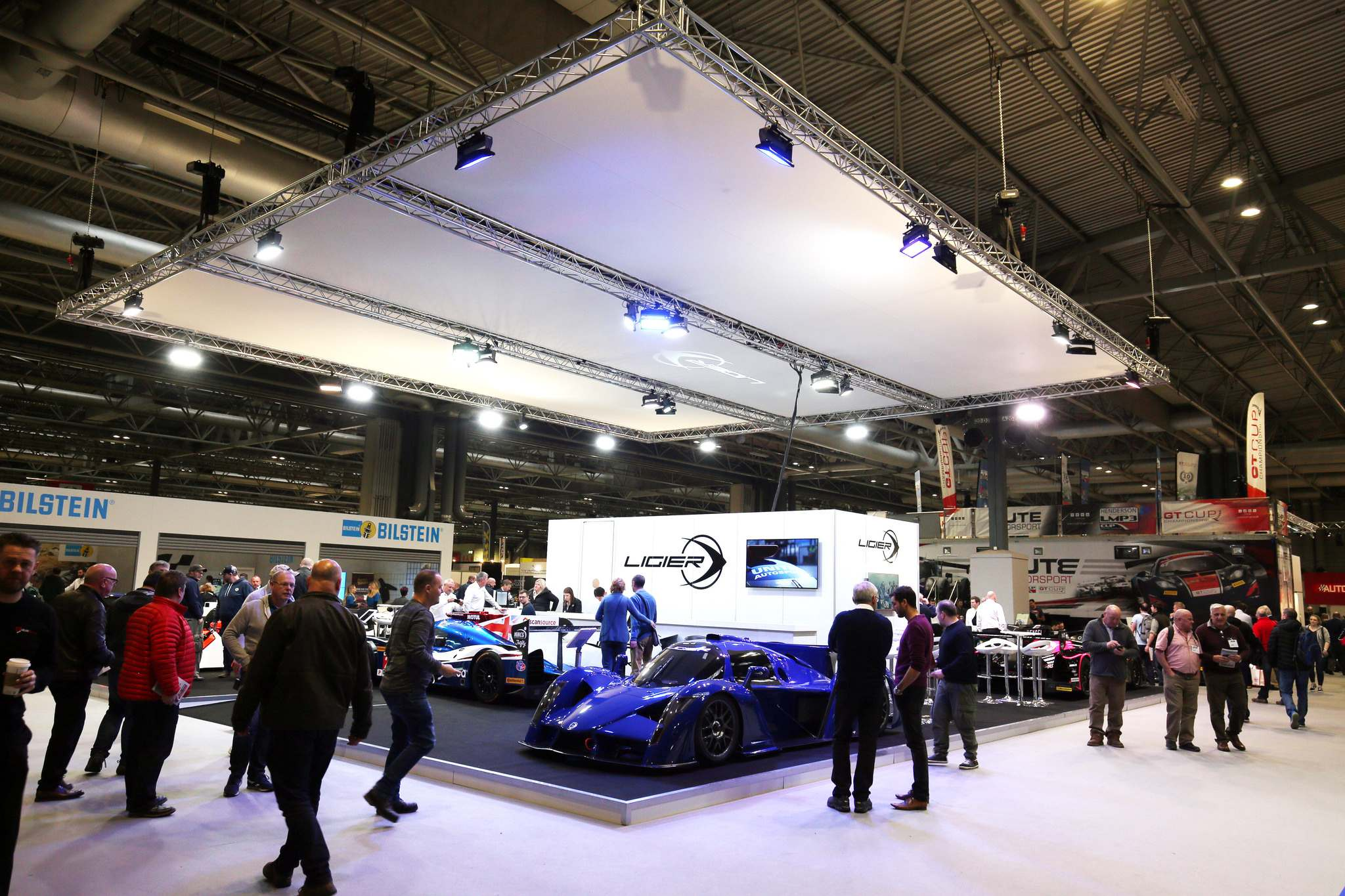 ligier 20186 Ligier at Autosport International Show 2018