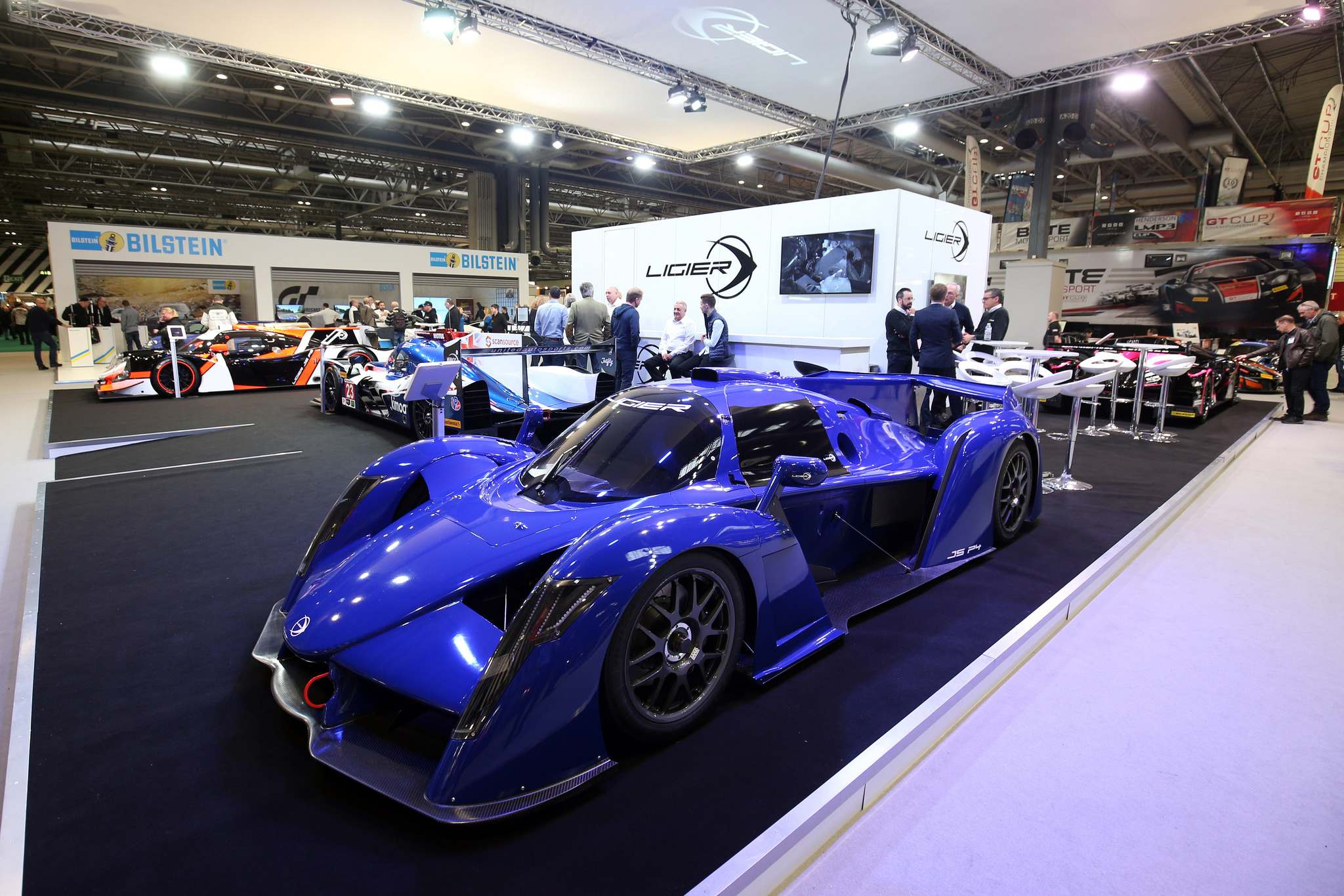 ligier 20187 Ligier at Autosport International Show 2018