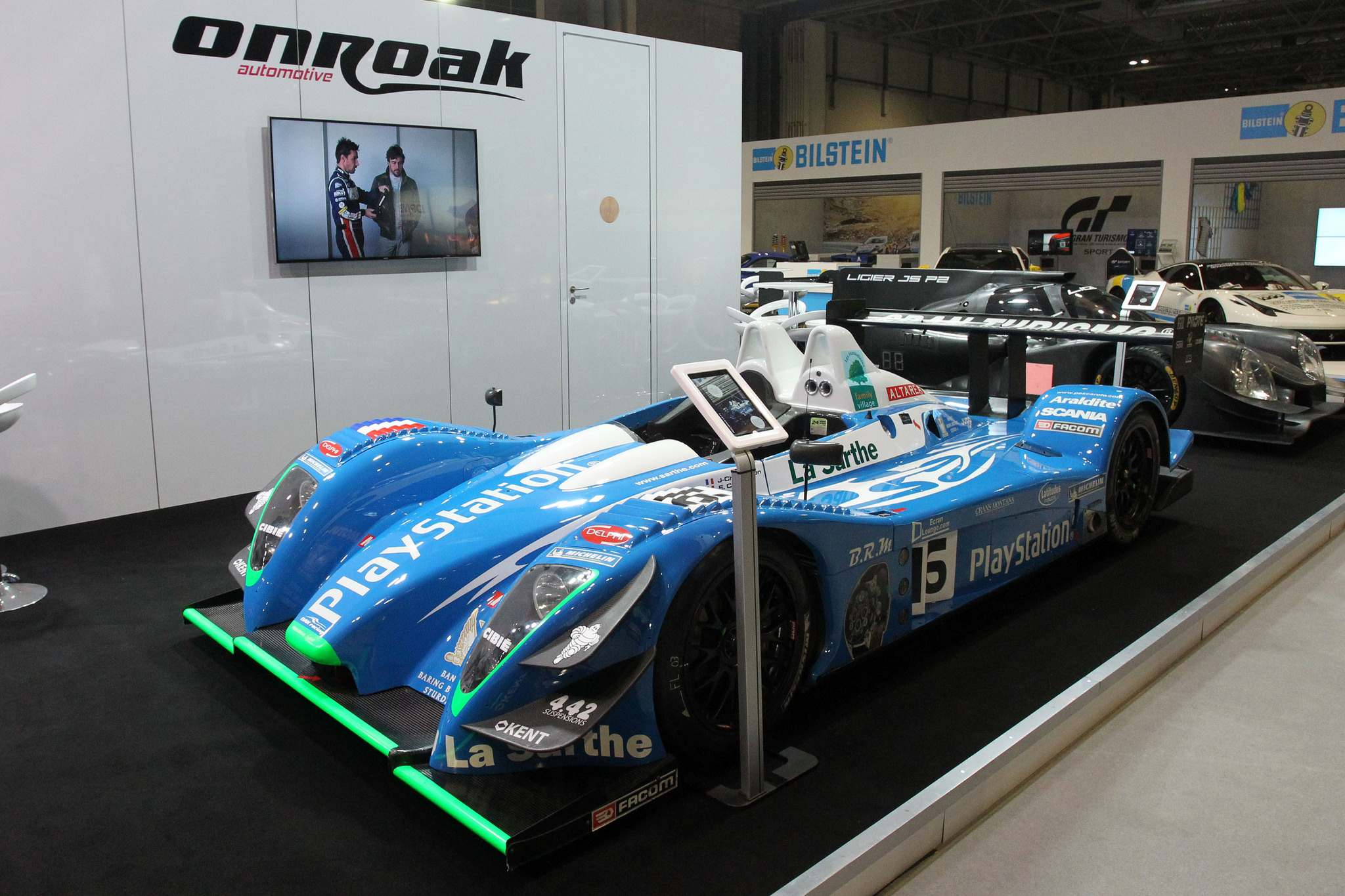 ligier 20188 Ligier at Autosport International Show 2018