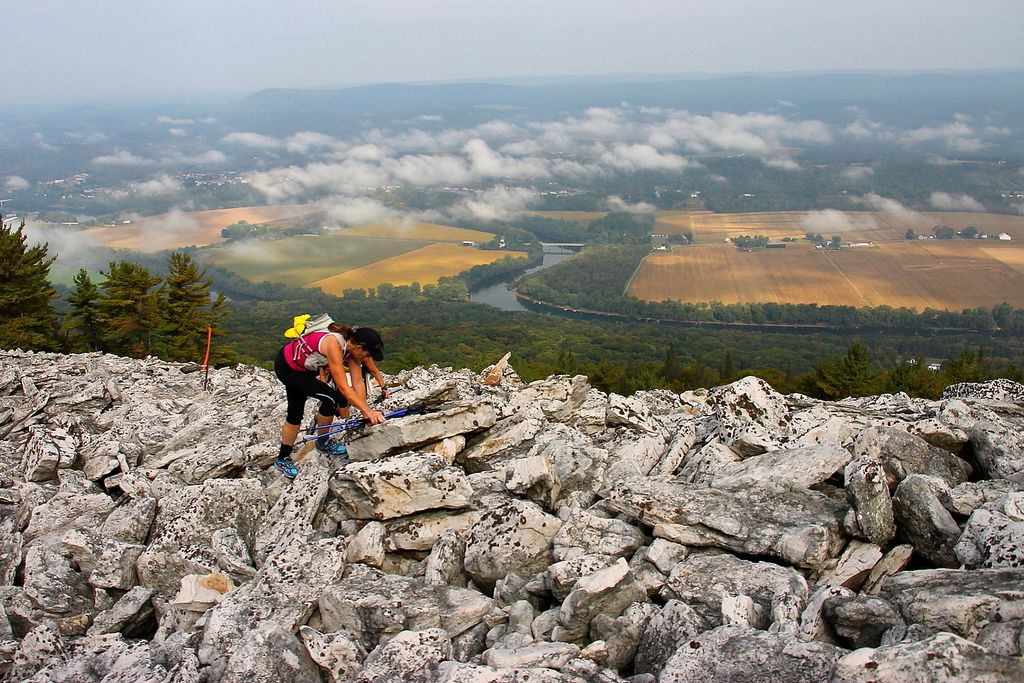 ultra hike Megatransect Hike 2013