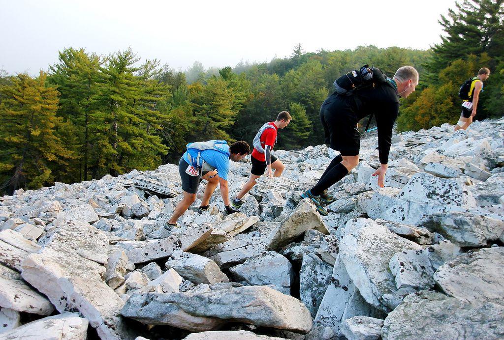 ultra hike2 Megatransect Hike 2013