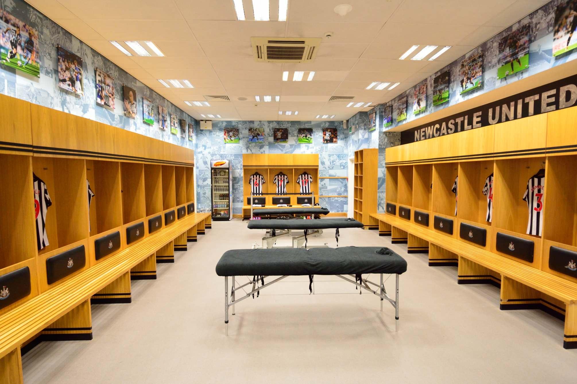 nufc tours Newcastle United Stadium Tours for Fans