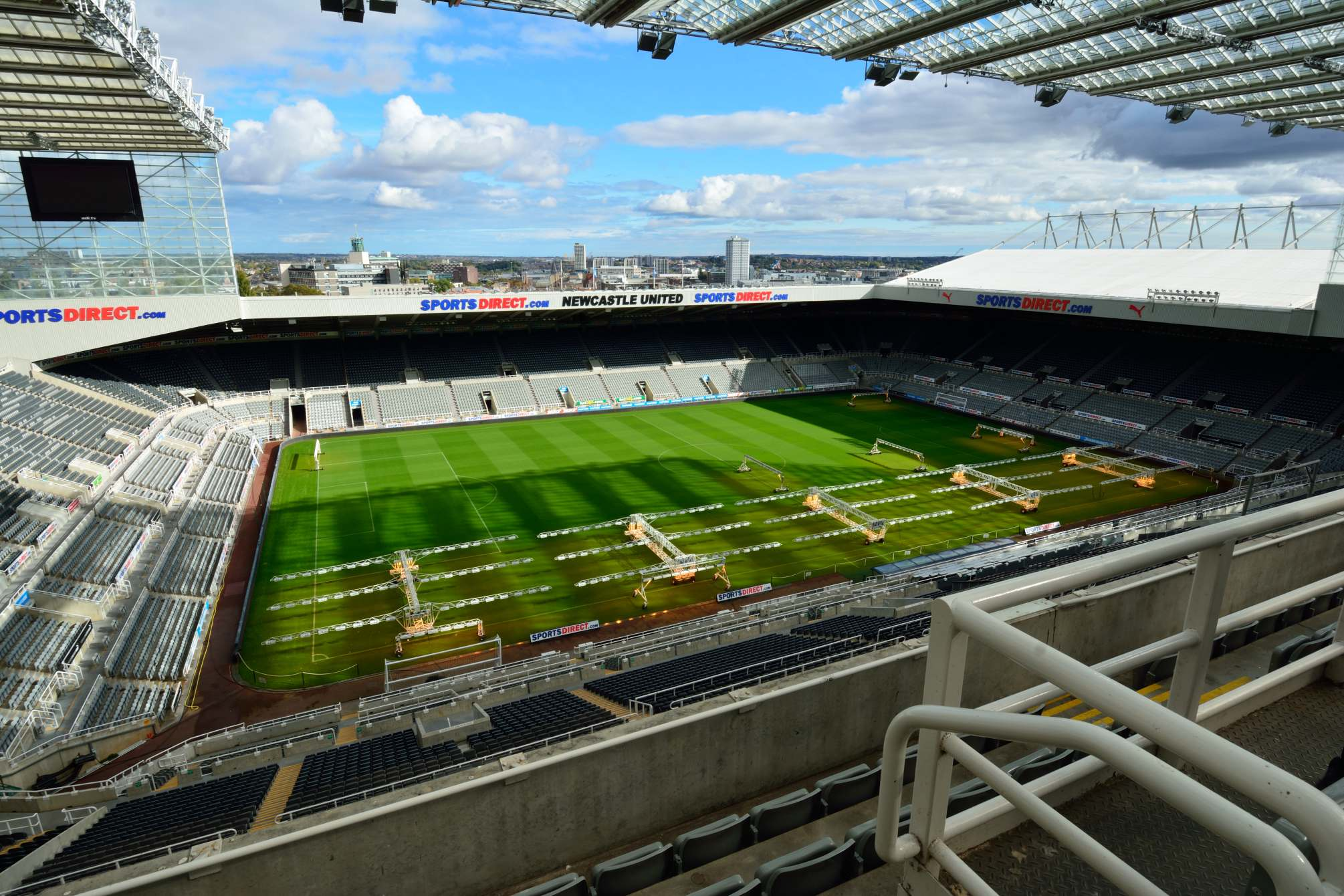 nufc tours1 Newcastle United Stadium Tours for Fans
