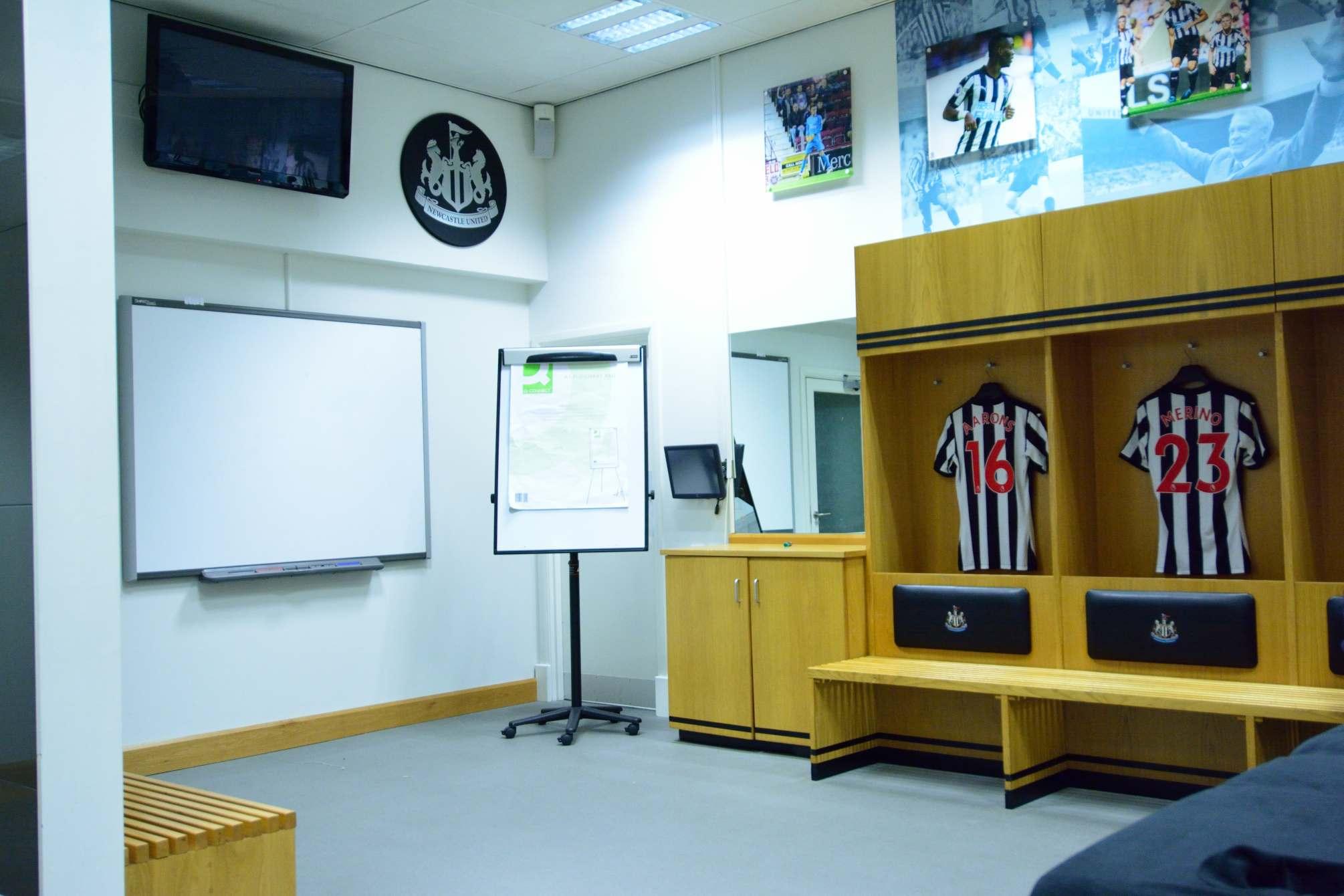 nufc tours11 Newcastle United Stadium Tours for Fans