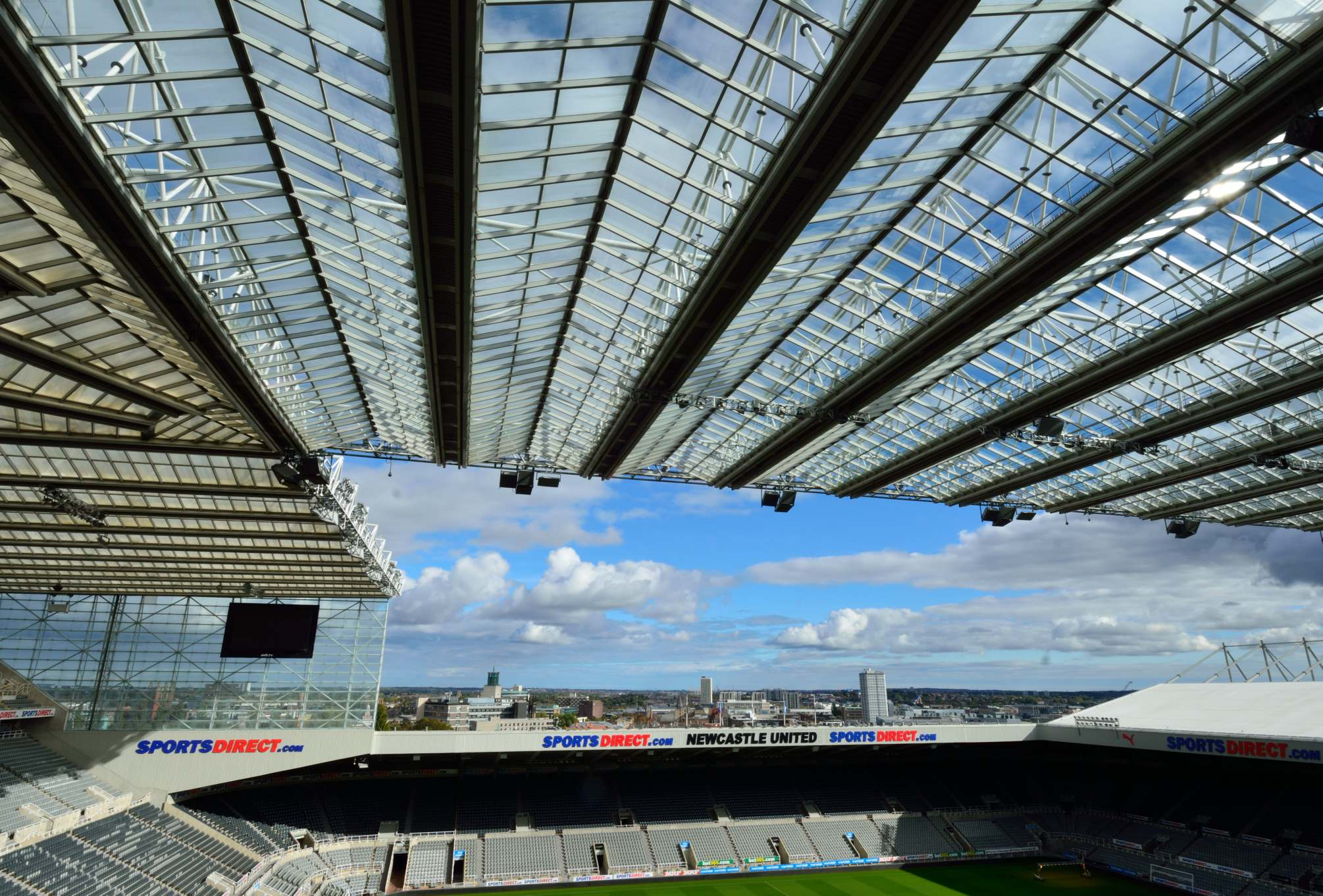 nufc tours2 Newcastle United Stadium Tours for Fans