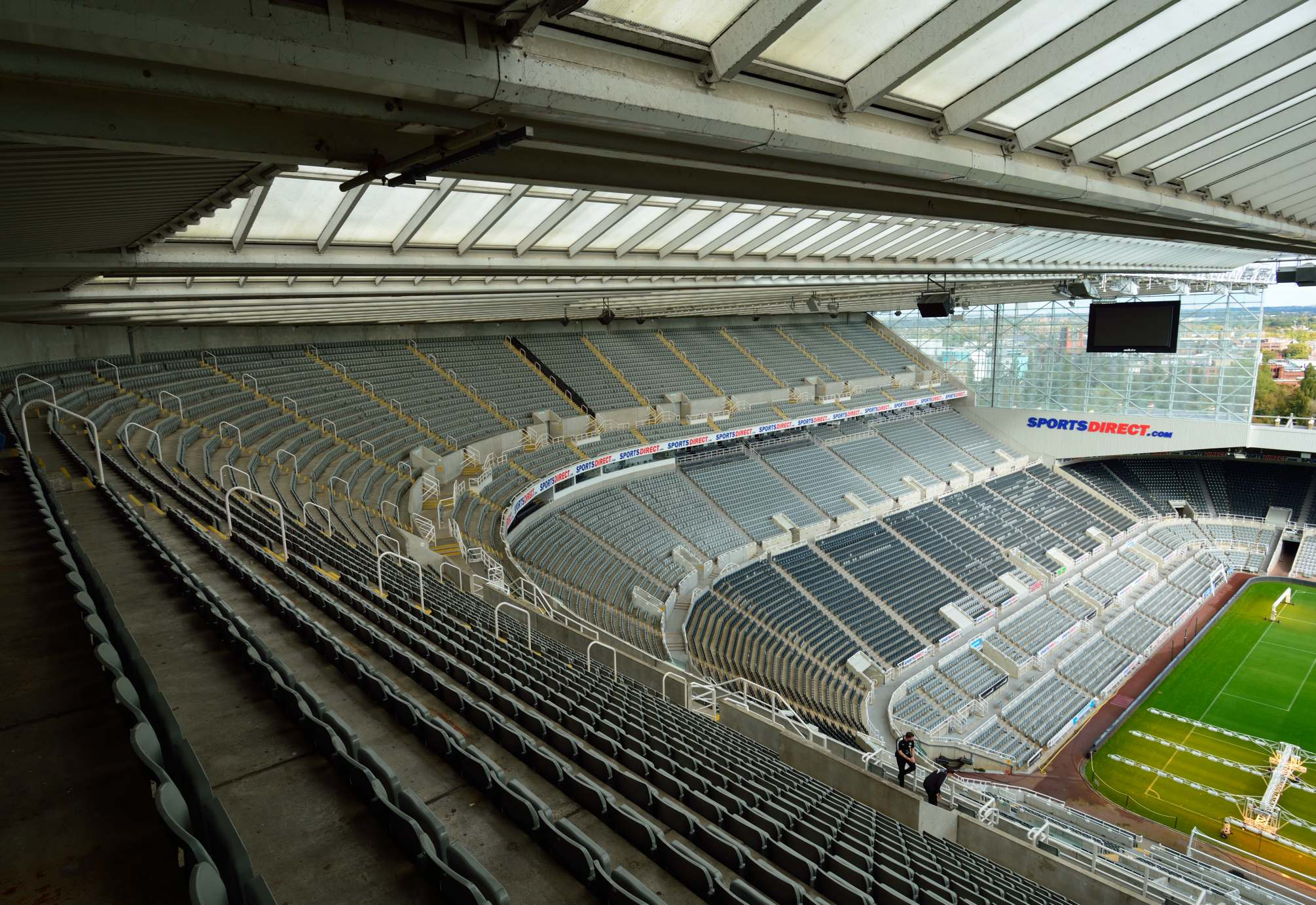 nufc tours3 Newcastle United Stadium Tours for Fans