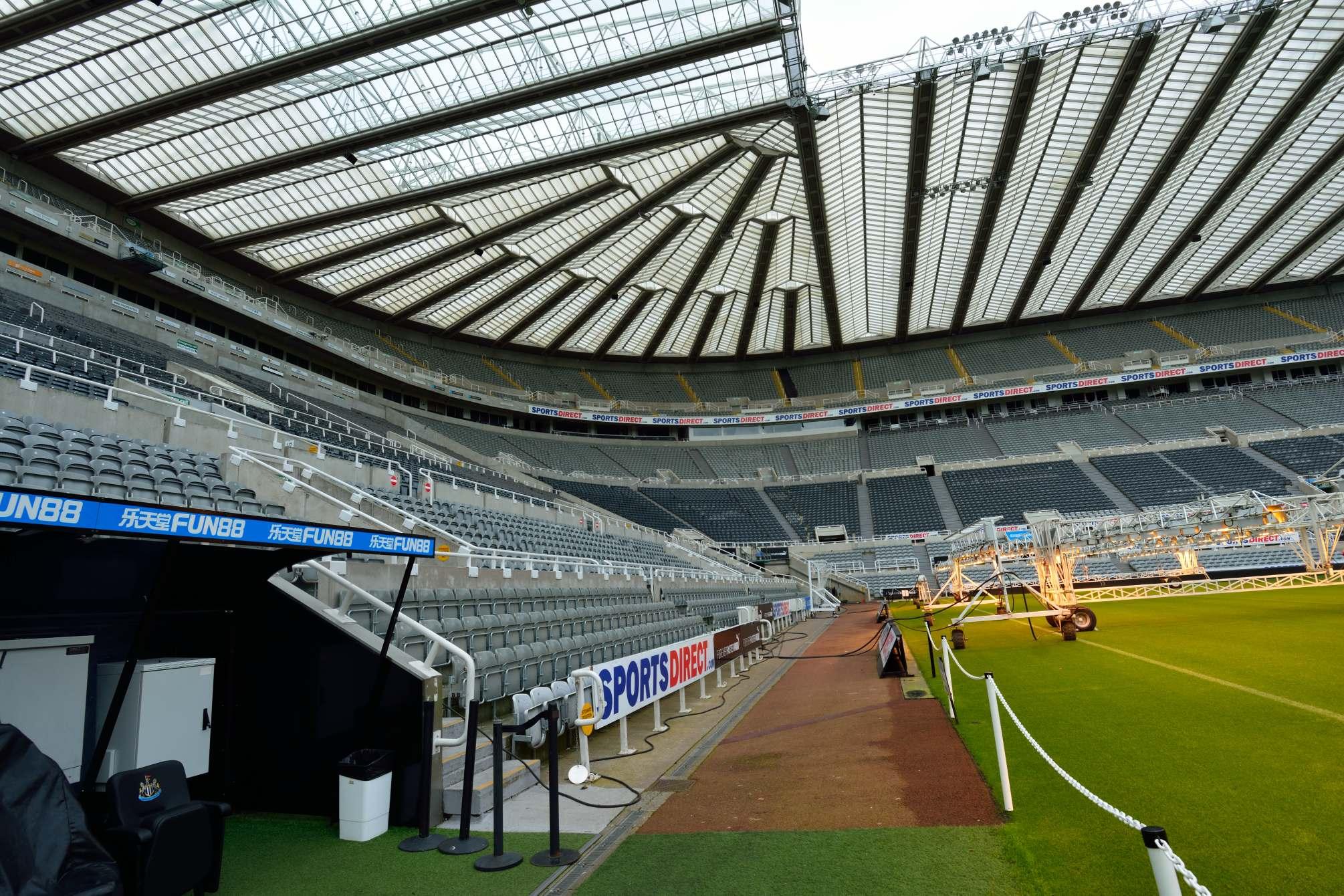 nufc tours4 Newcastle United Stadium Tours for Fans