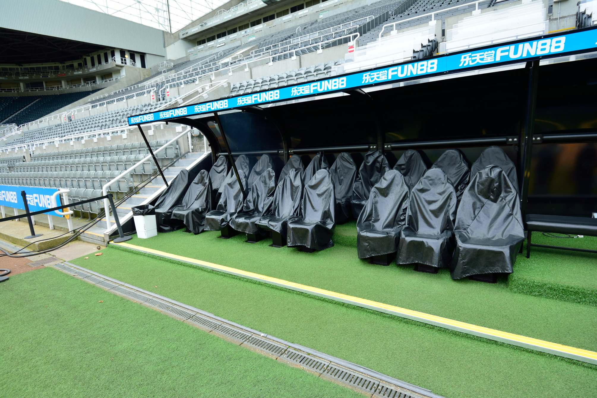 nufc tours5 Newcastle United Stadium Tours for Fans