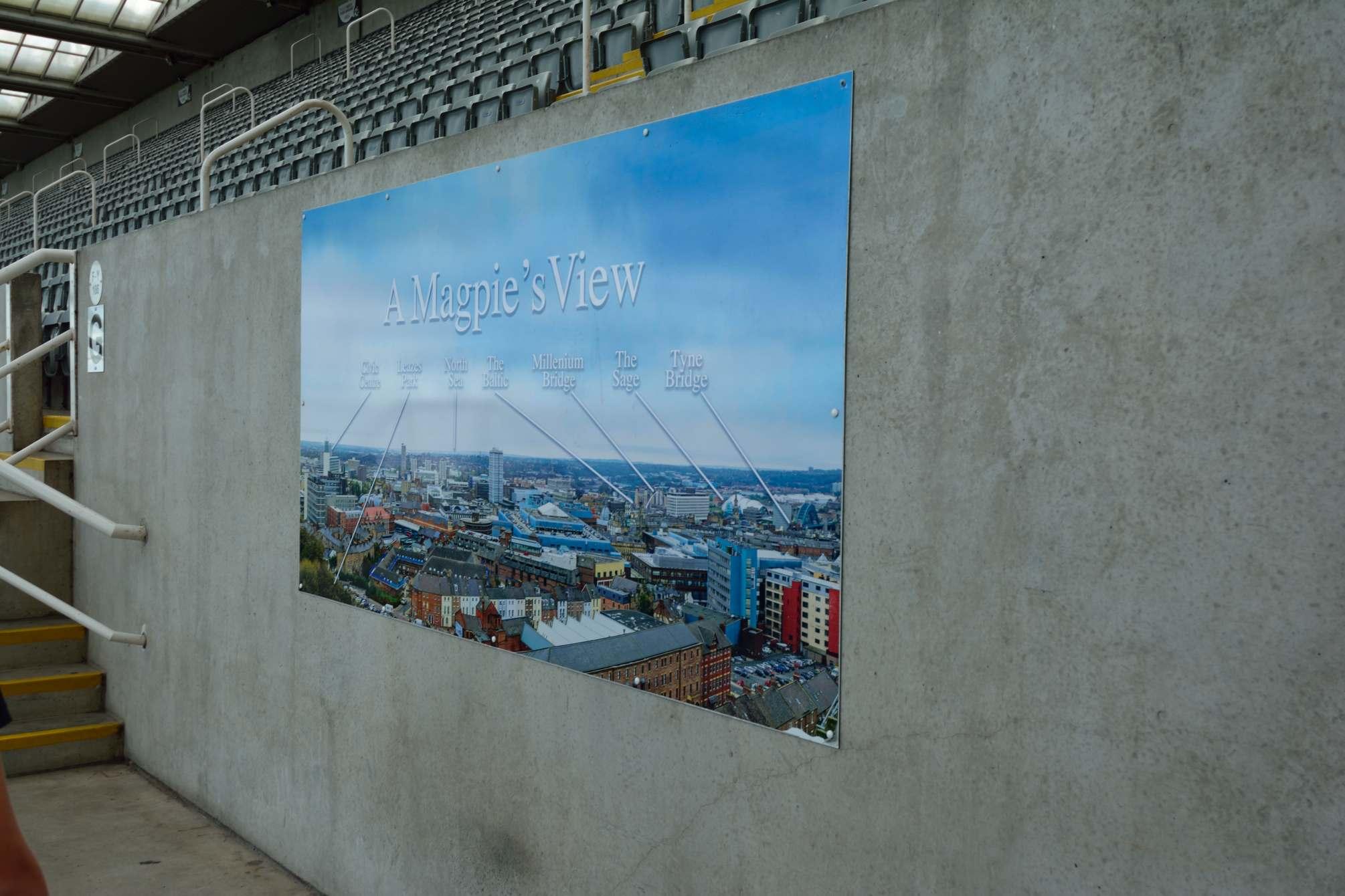nufc tours6 Newcastle United Stadium Tours for Fans
