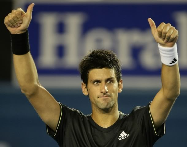 novak djokovic2 Next ATP Number One   Novak Djokovic