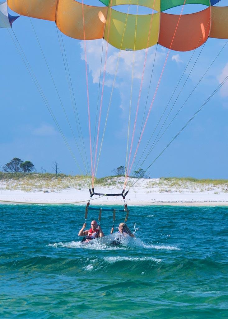 parasailing3 What is Parasailing ?