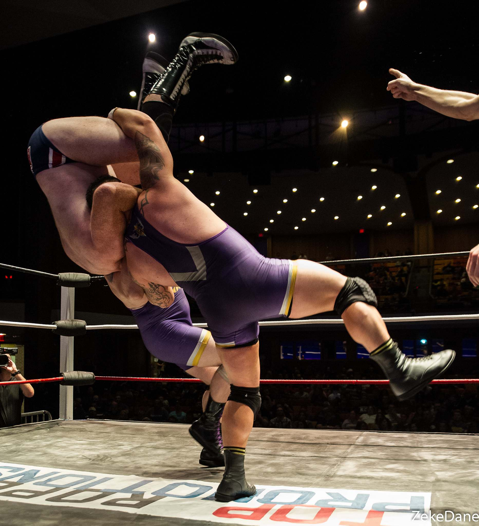 pro wrestling11 Pro Wrestling in New England 2016