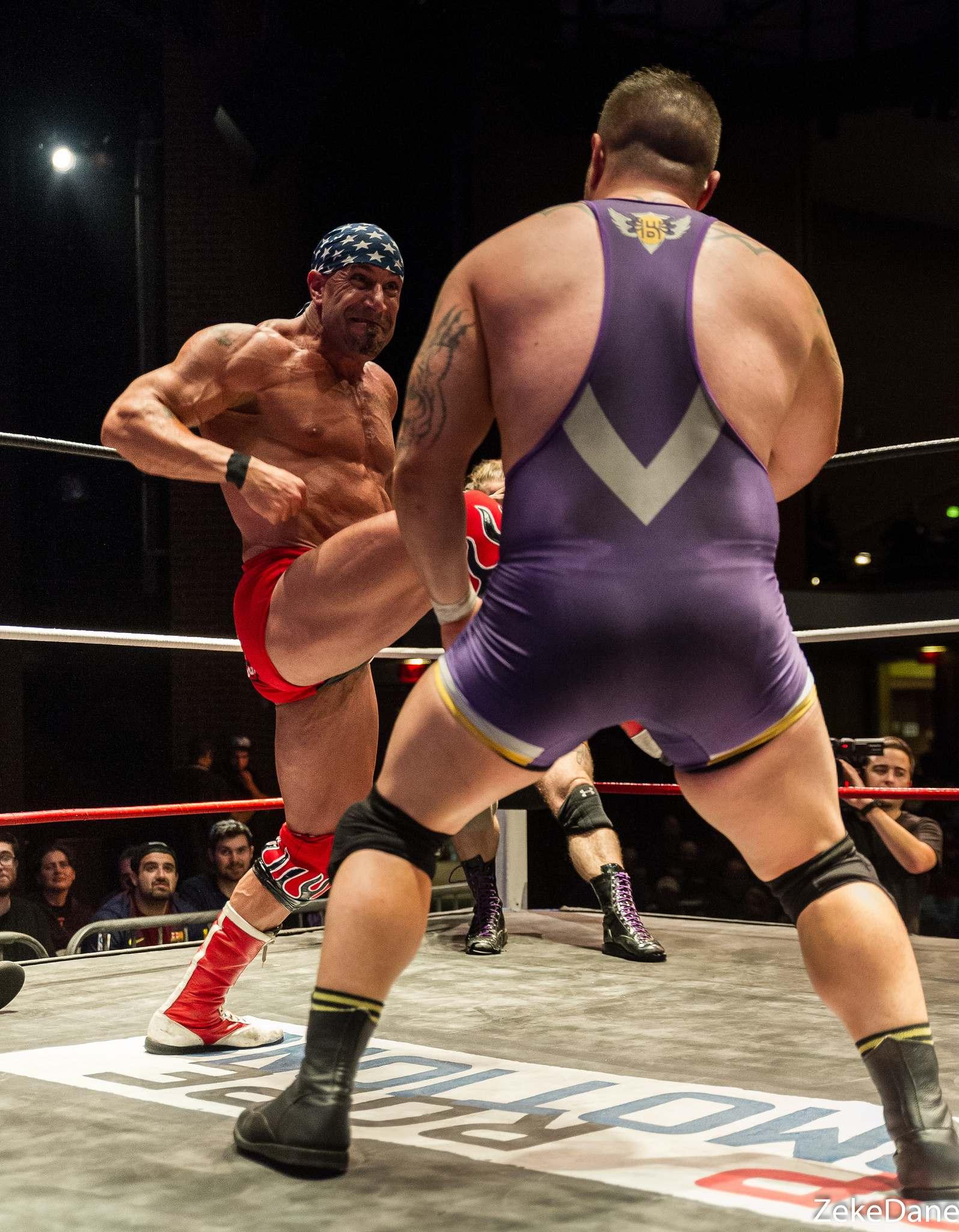pro wrestling8 Pro Wrestling in New England 2016