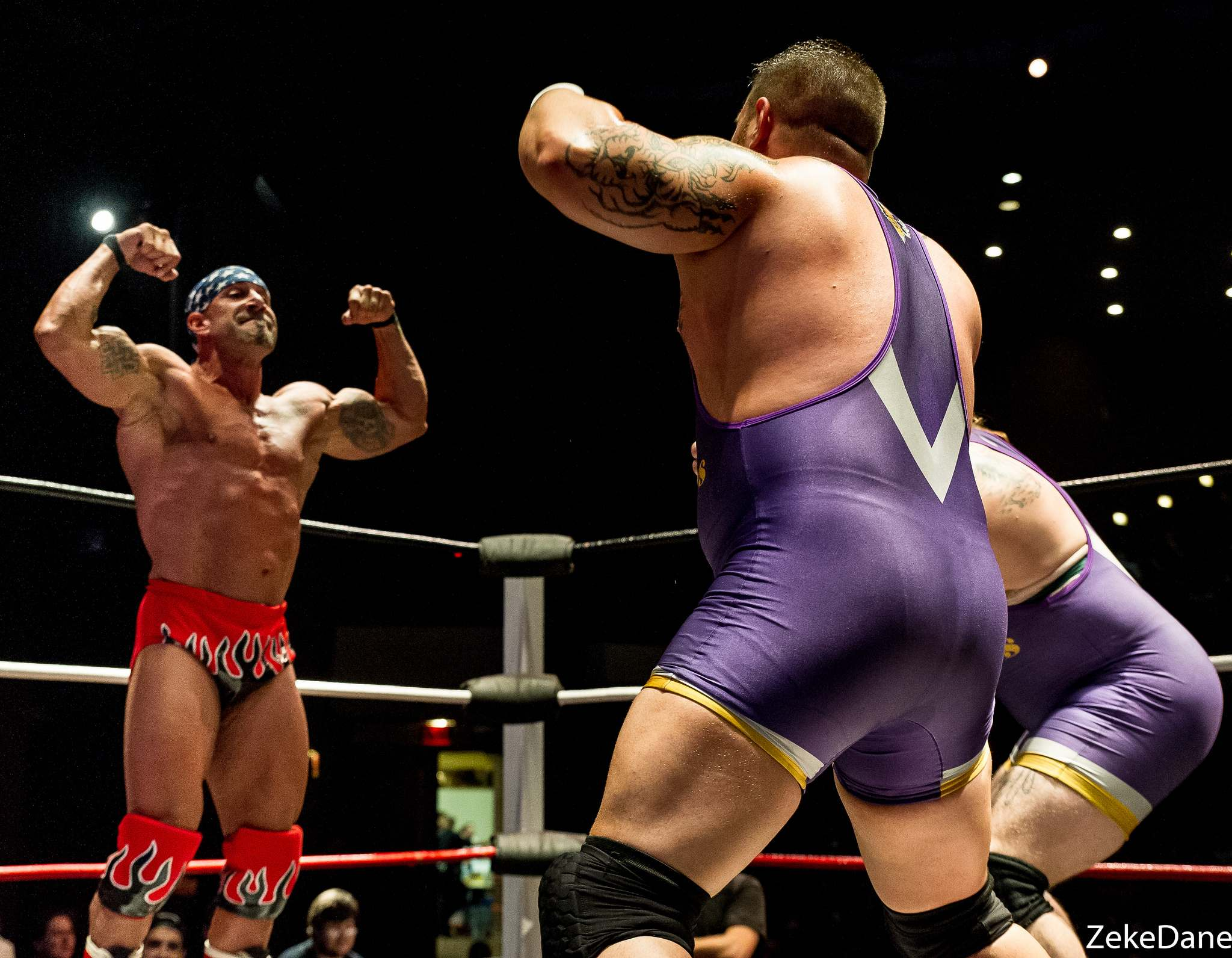 pro wrestling9 Pro Wrestling in New England 2016