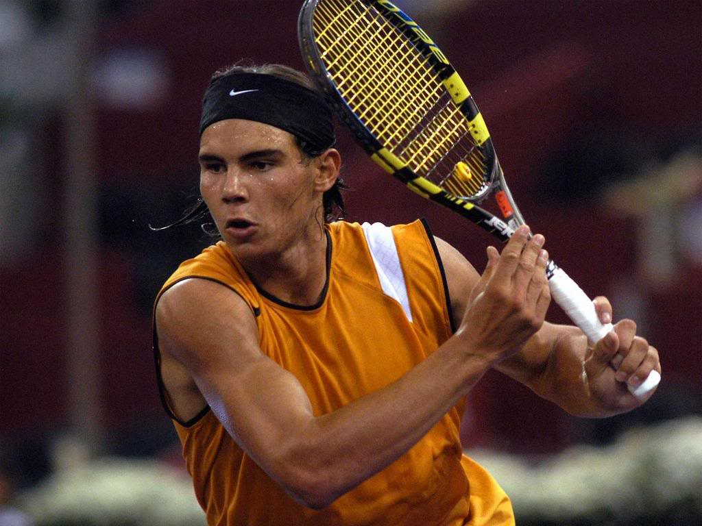 rafael nadal3 Rafael Nadal Best Tennis Player Ever