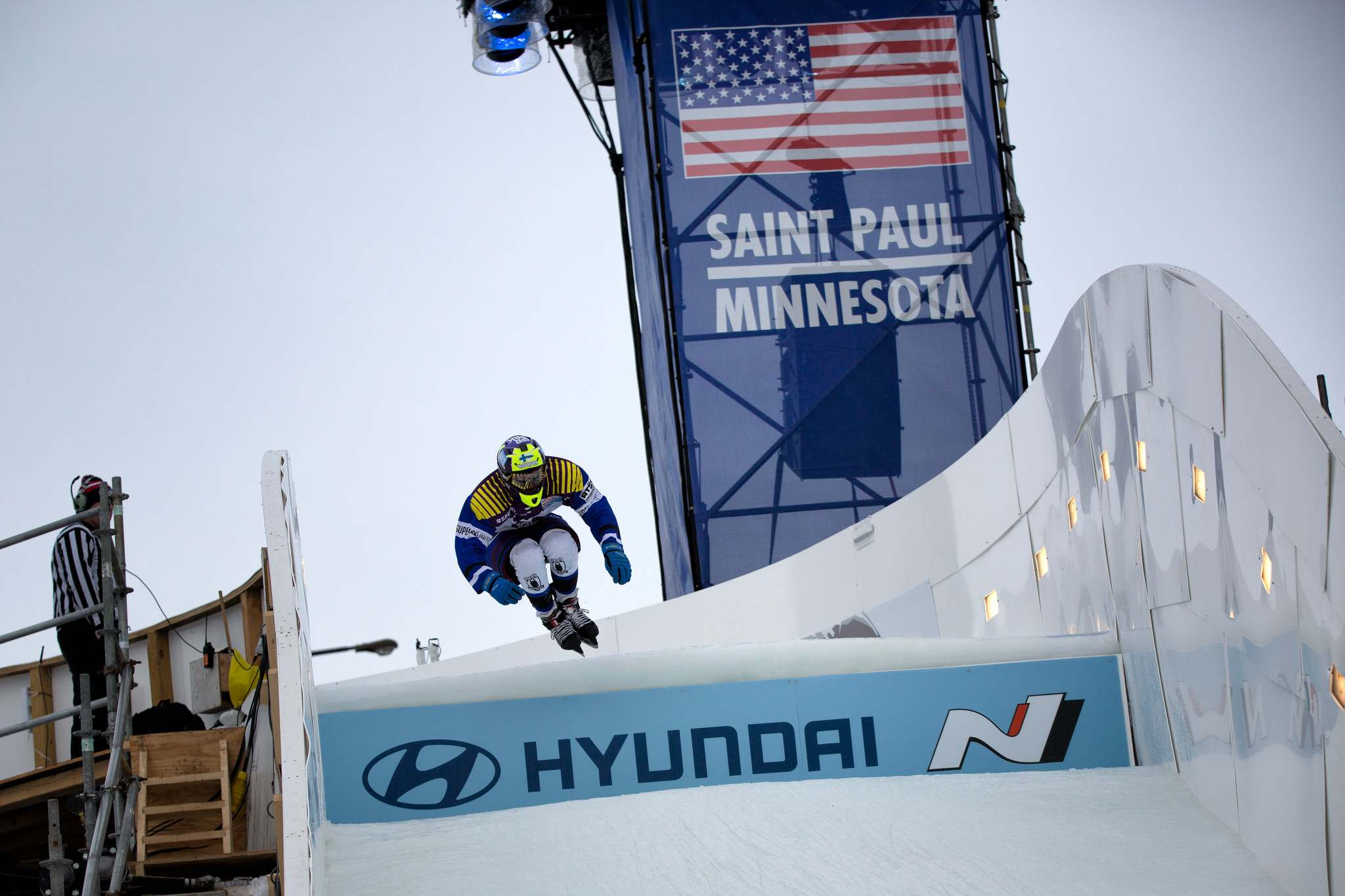 red bull crashed ice 20184 Red Bull Crashed Ice 2018 in St Paul, Minnesota