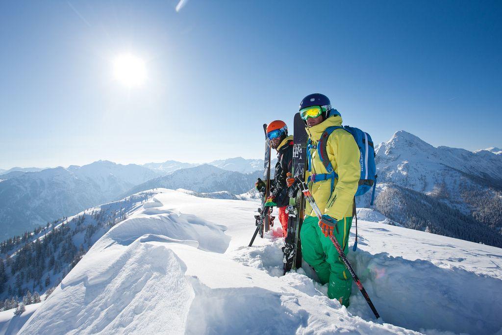 salzburgerland SalzburgerLand Ski Austria