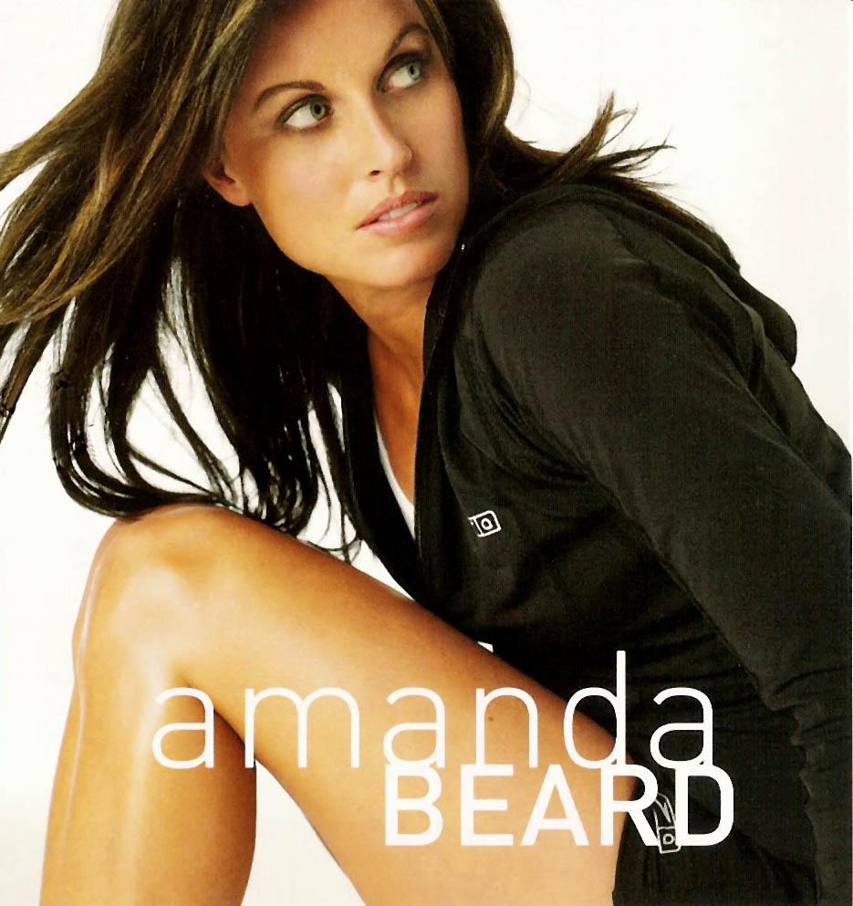 amanda beard7 Seven Time Olympic Medalist Amanda Beard