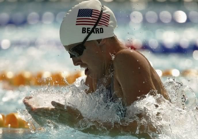 amanda beard9 Seven Time Olympic Medalist Amanda Beard
